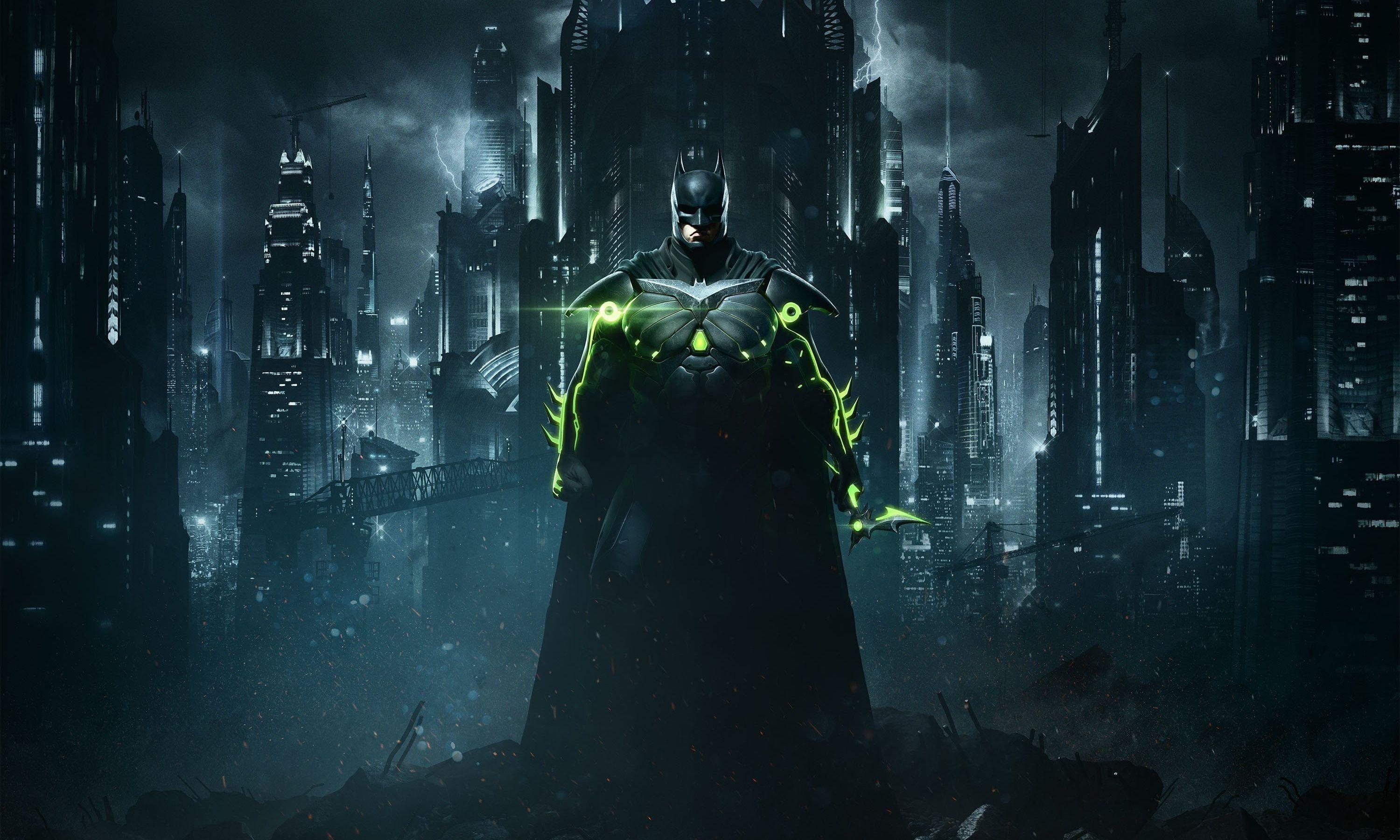 61 Injustice 2 HD Wallpapers | Backgrounds - Wallpaper Abyss