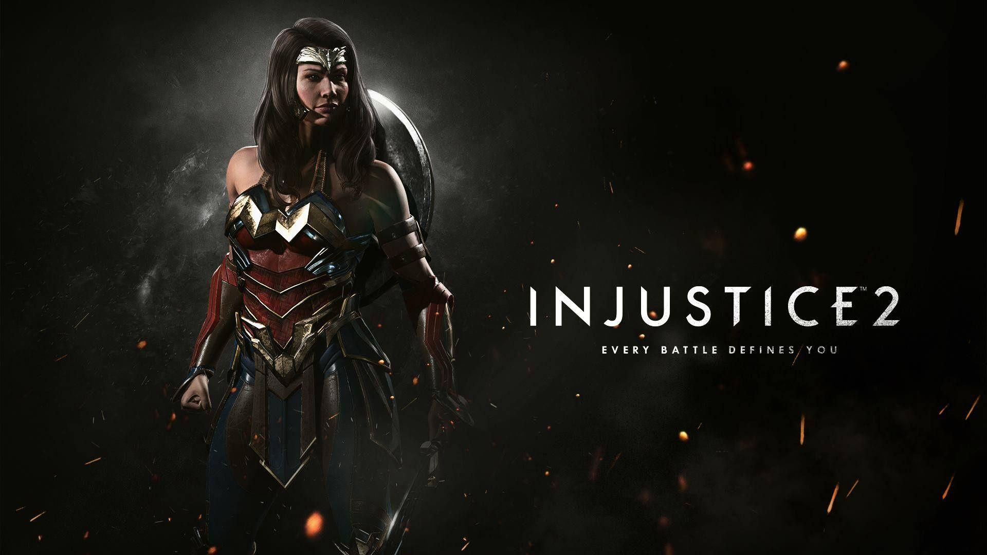 Injustice 2 Desktop Wallpaper