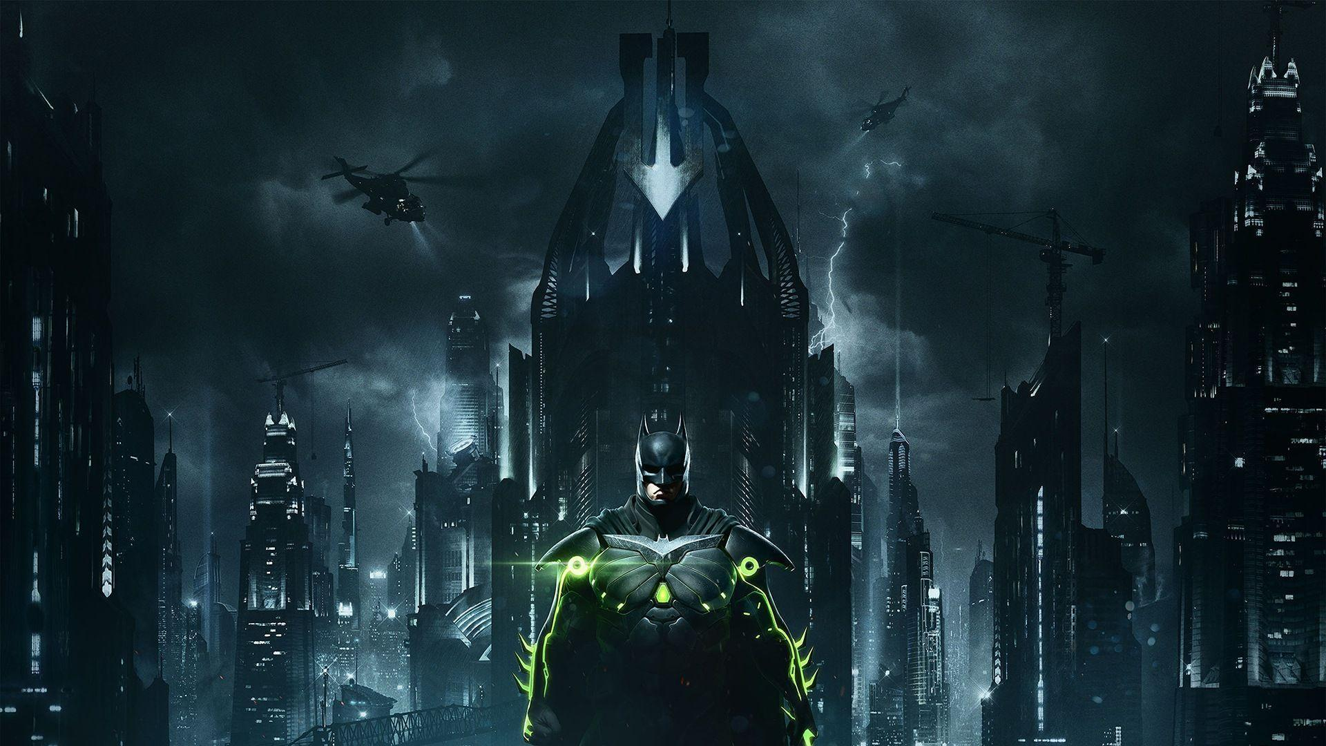 Injustice 2 (Game) | 92 Wallpapers #4