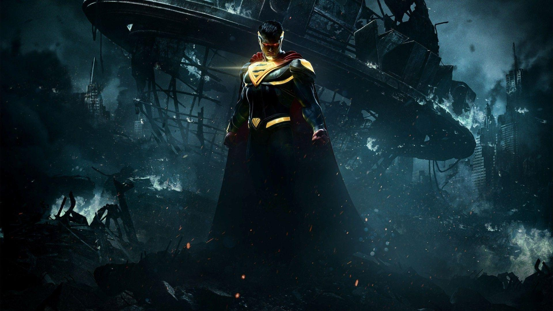 Superman Injustice 2 Story 1080p HD Wallpapers