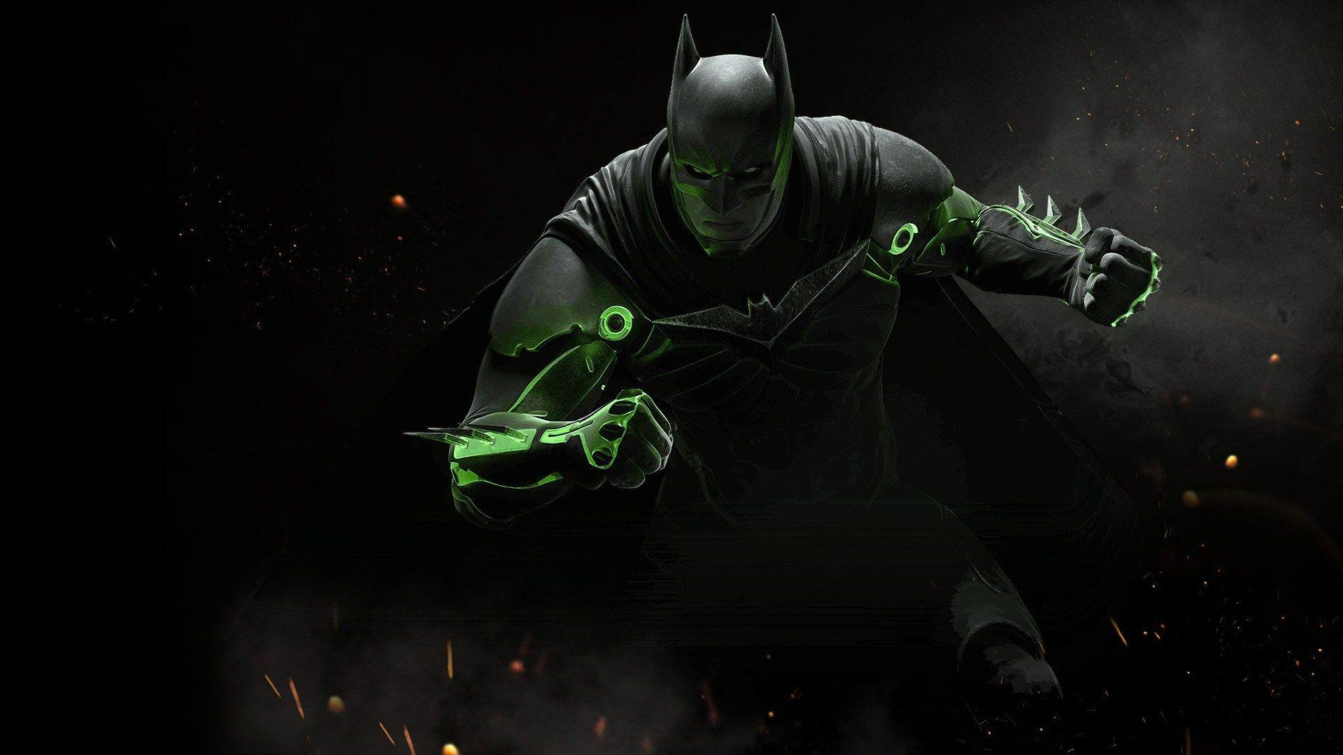 injustice 2 how to play batman