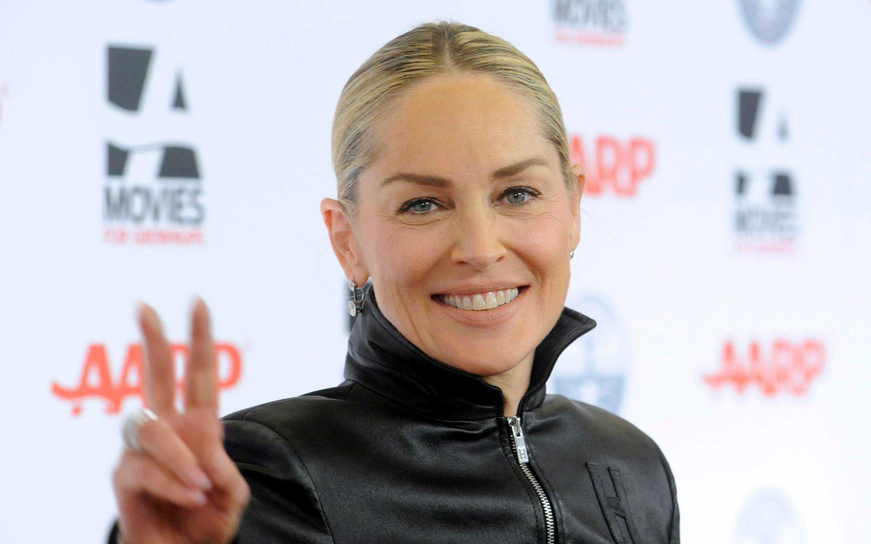 31 Sharon Stone HD Wallpapers