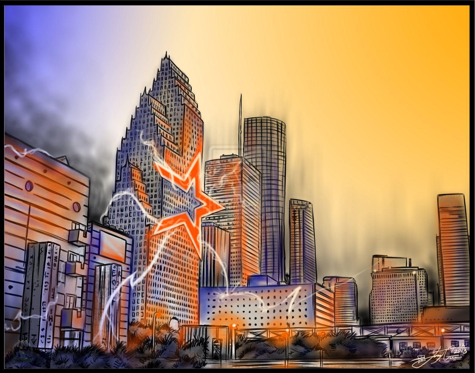 Houston Astros IPhone Wallpaper