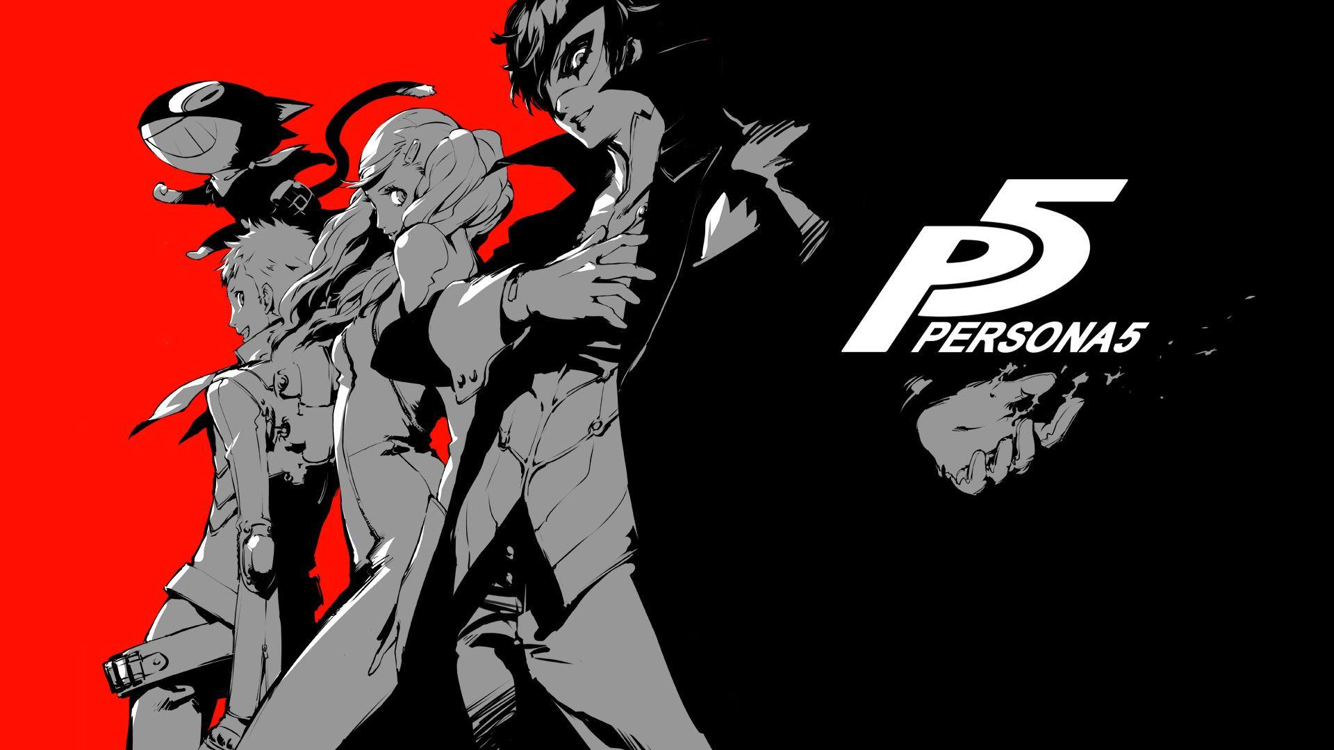 Persona 5 Wallpapers Wallpaper Cave