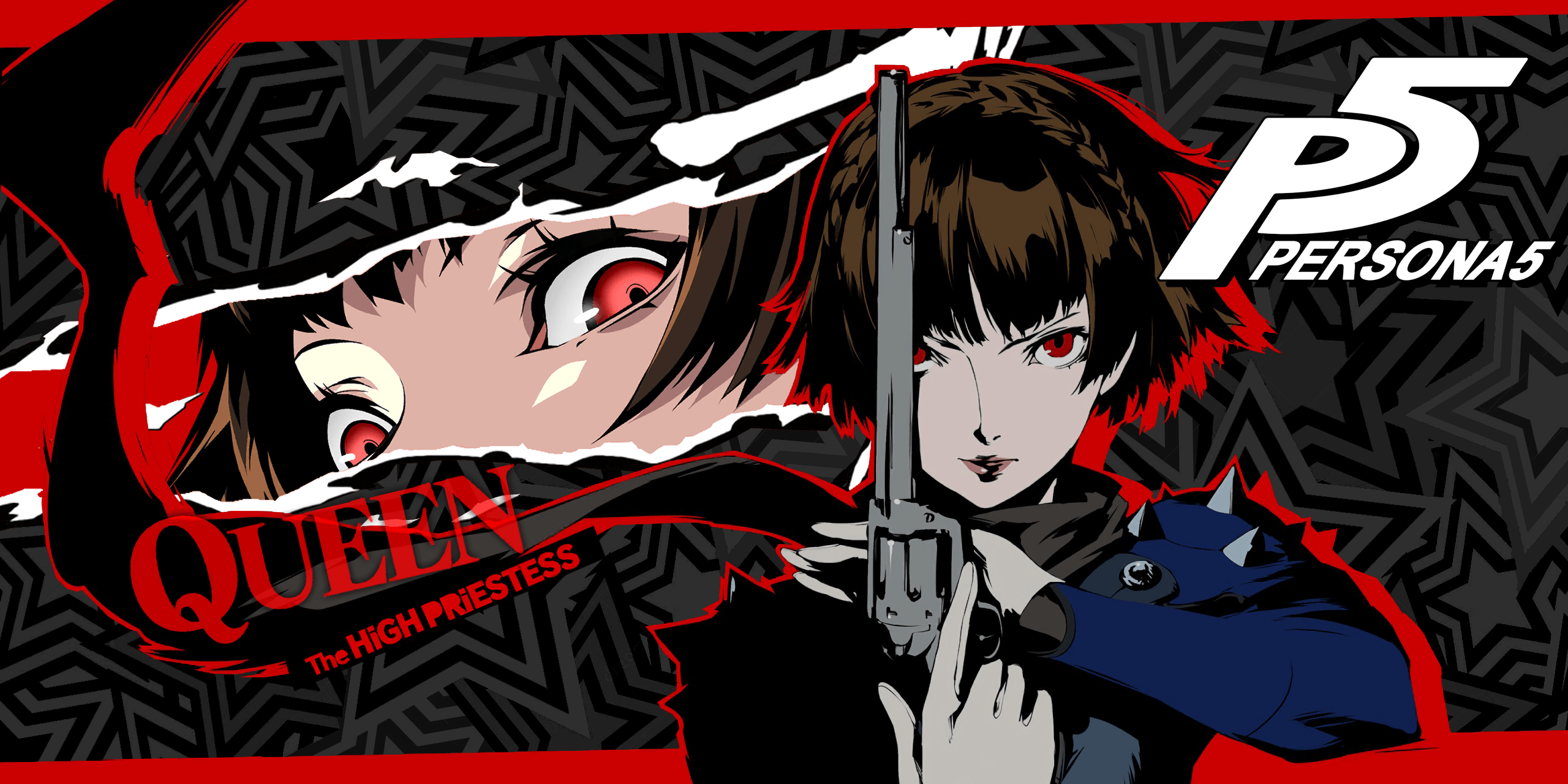 I made some Persona 5 Wallpapers