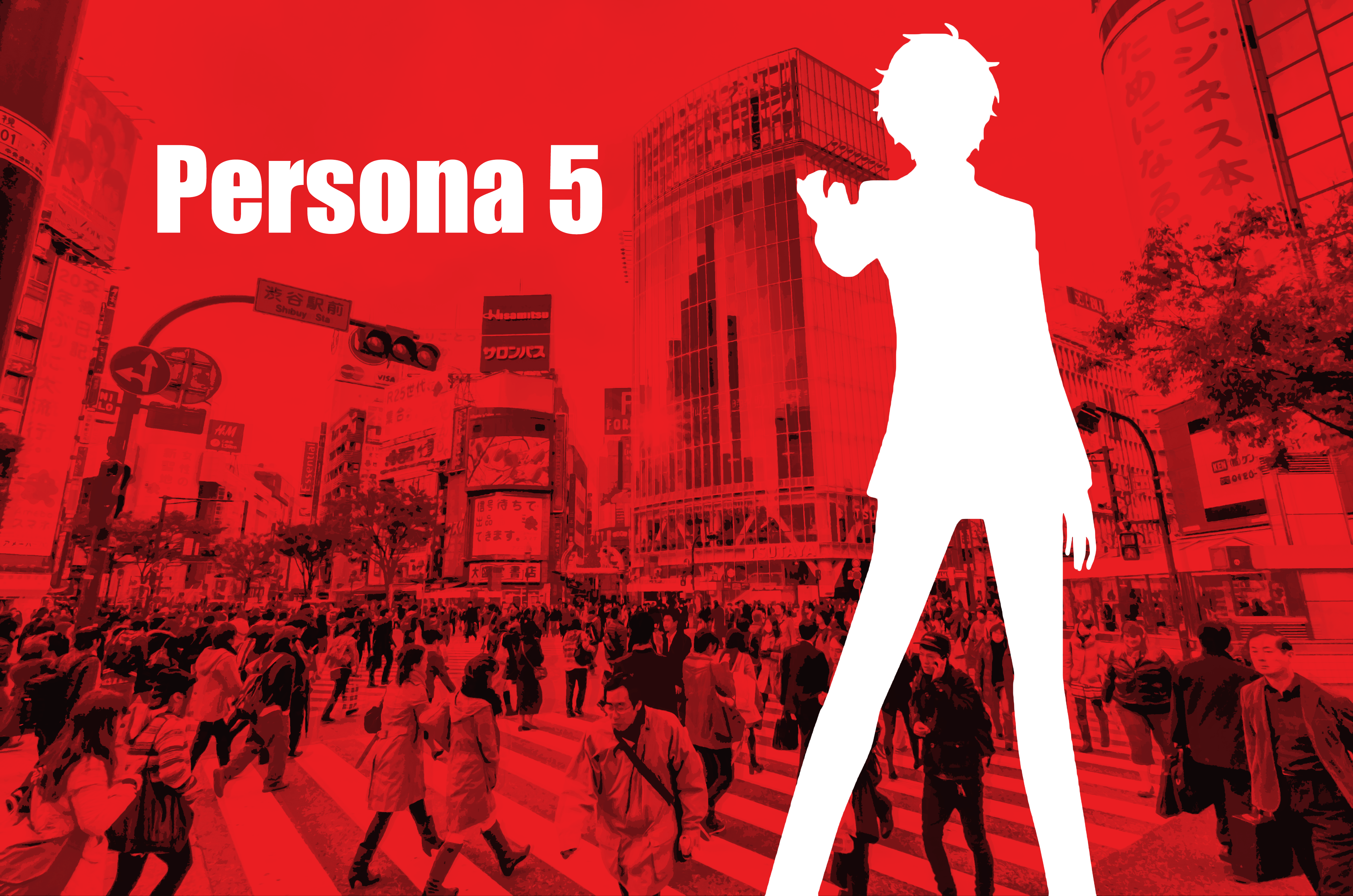 Persona 5 Wallpapers