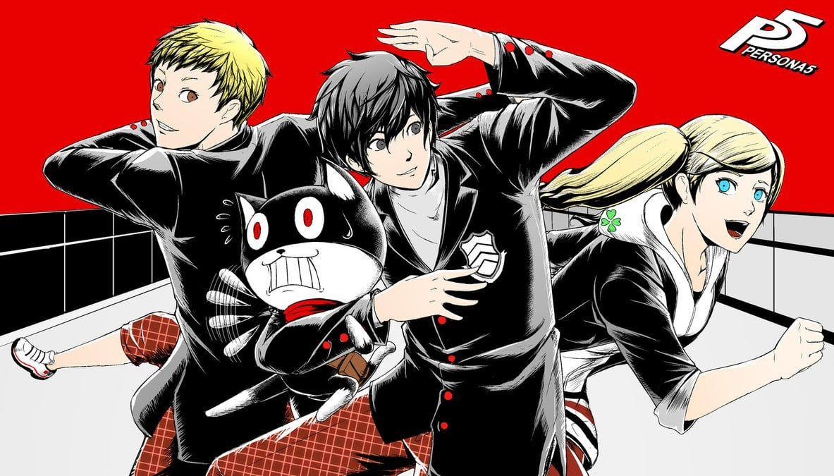 Persona 5 wallpapers HD High Quality Download