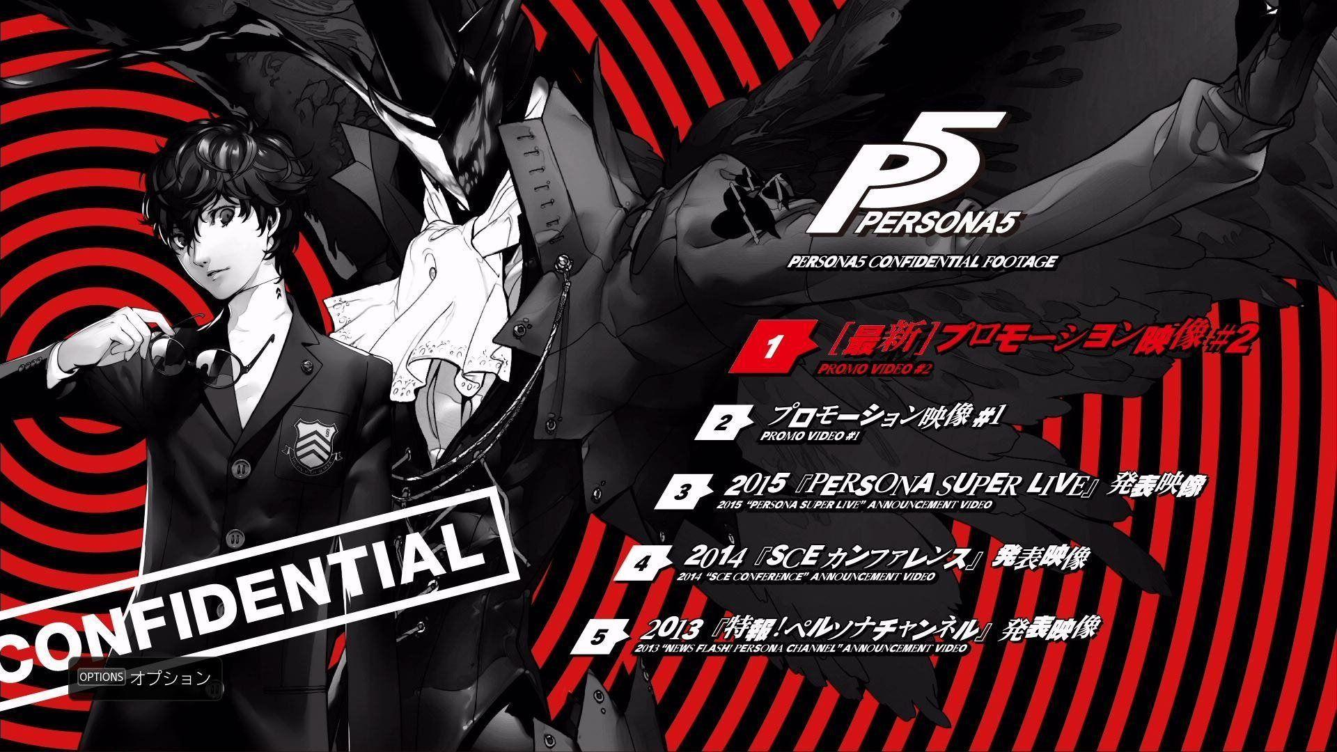 333 Persona HD Wallpapers