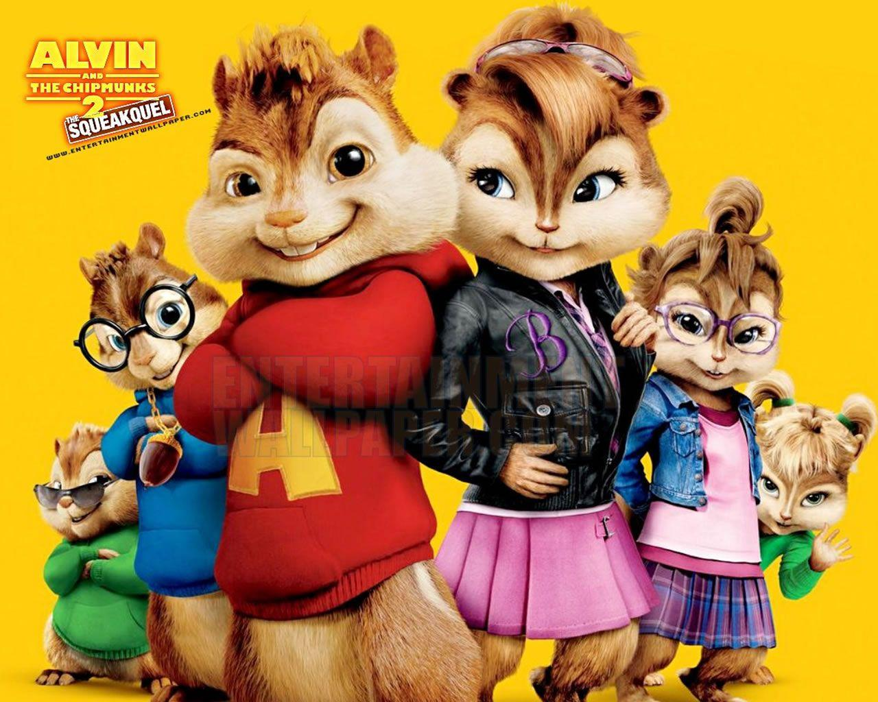 Alvin And The Chipmunks Wallpapers Wallpaper Cave