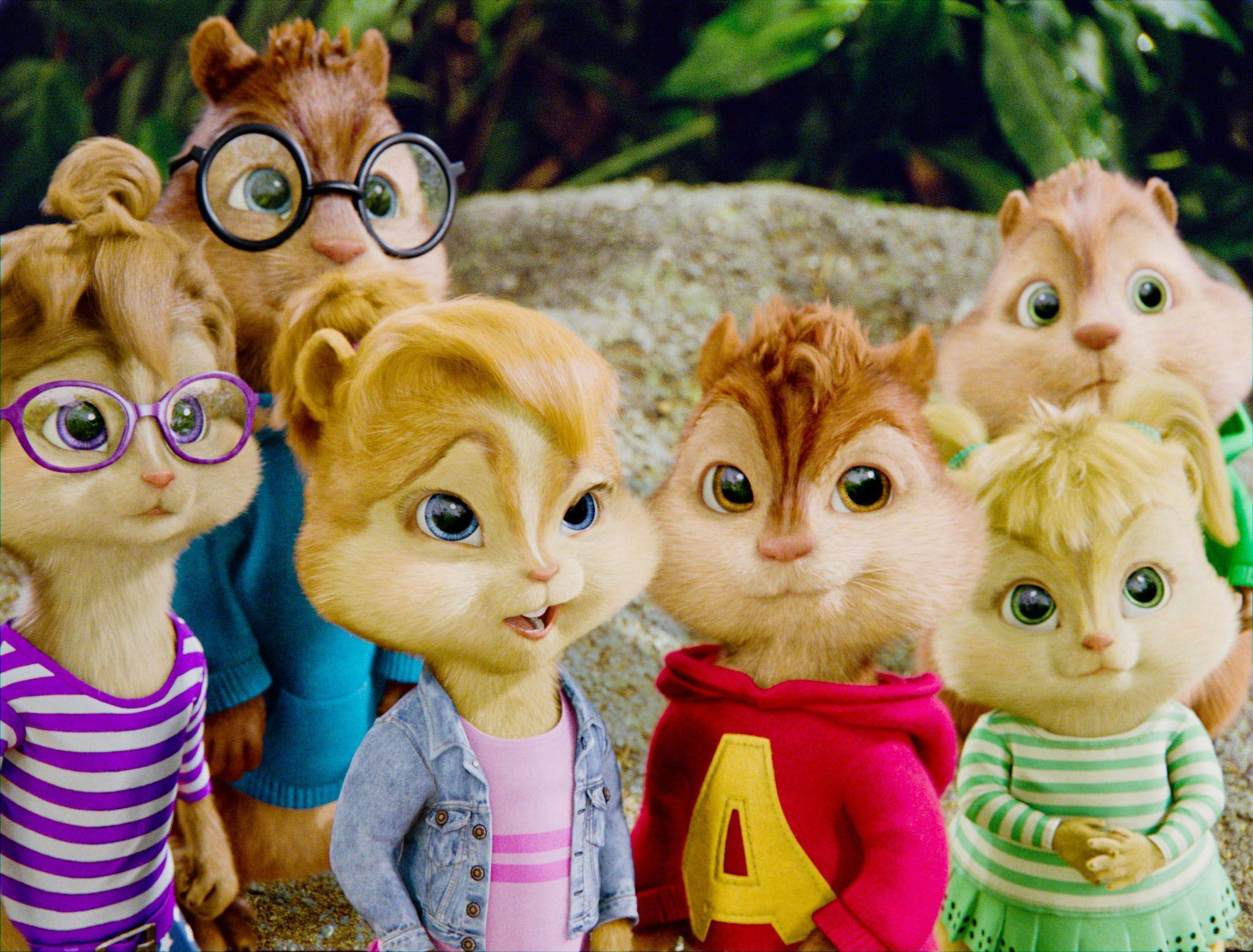 Alvin And The Chipmunks Wallpapers - Wallpaper Cave