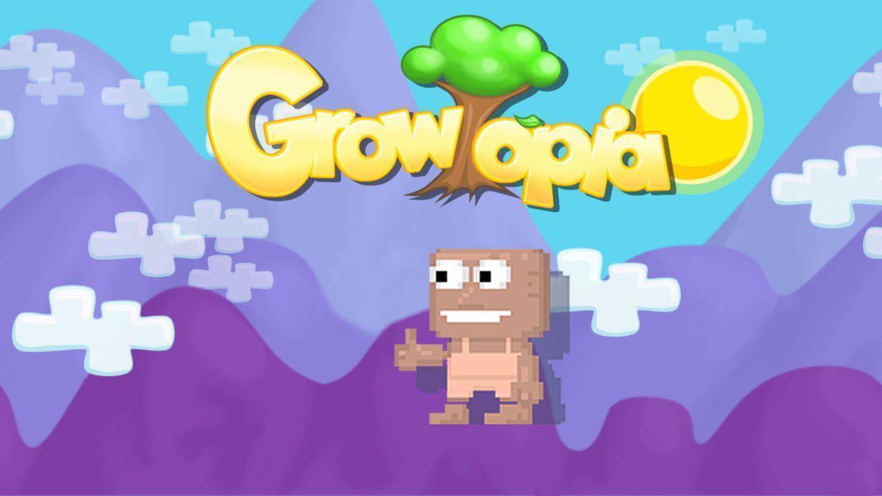 Growtopia Background