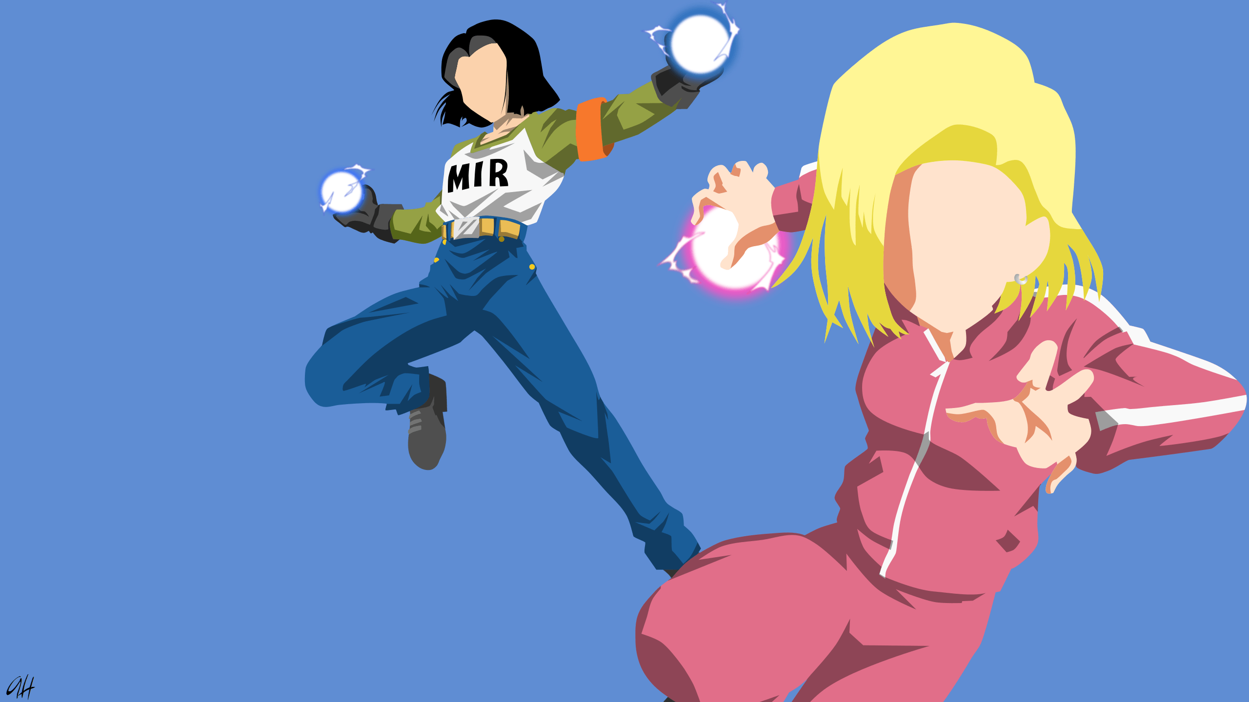 Android 18 Wallpapers - Wallpaper Cave