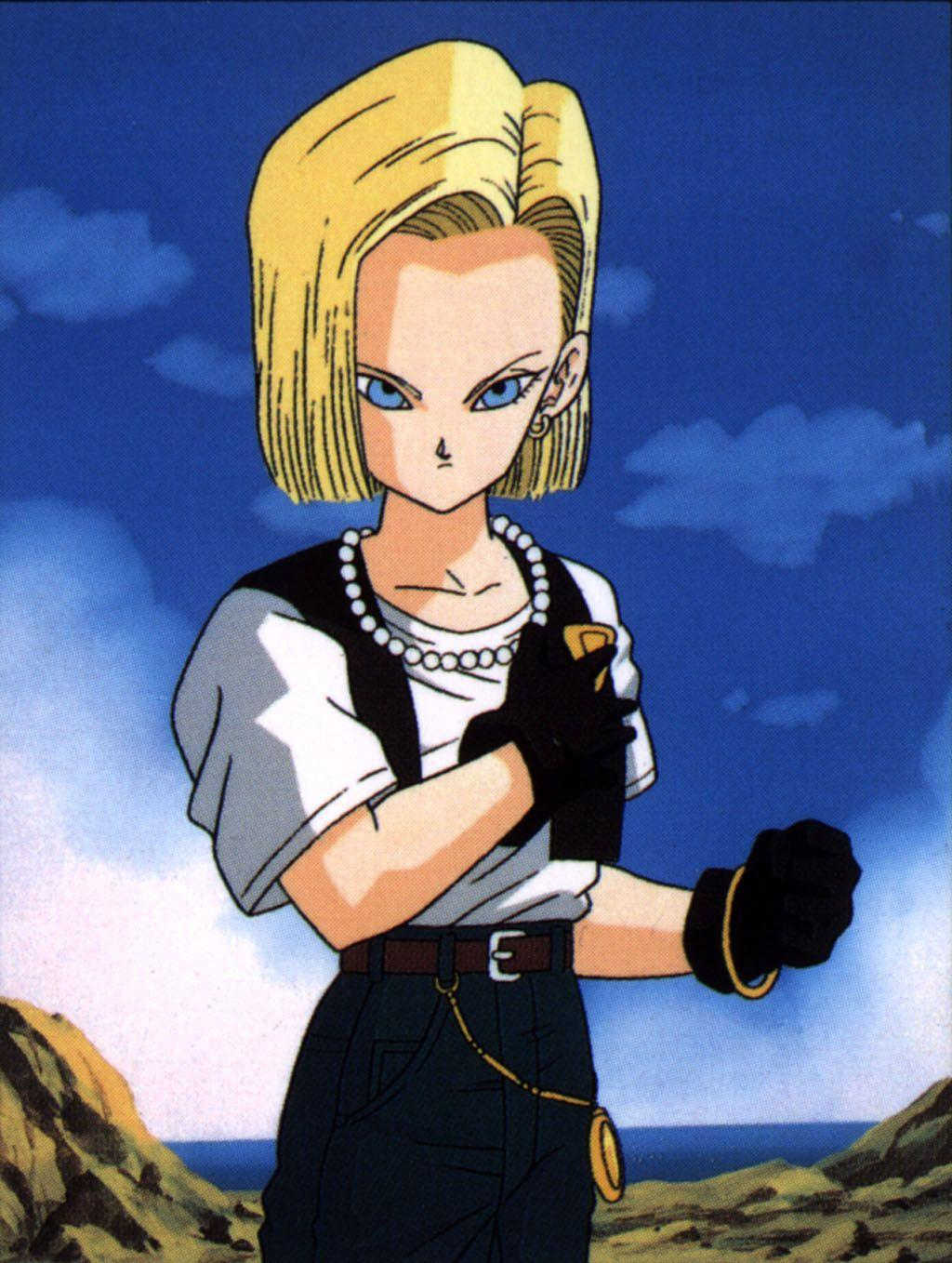 Android 18 Wallpapers Wallpaper Cave