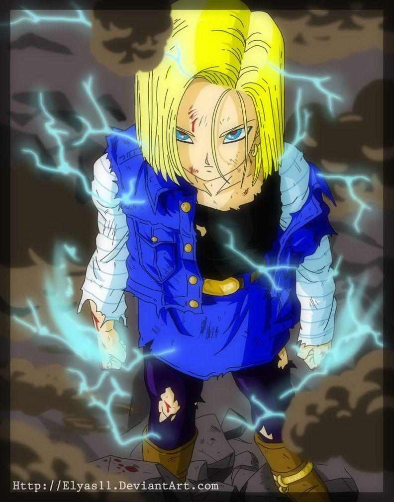 Android 18 Wallpapers
