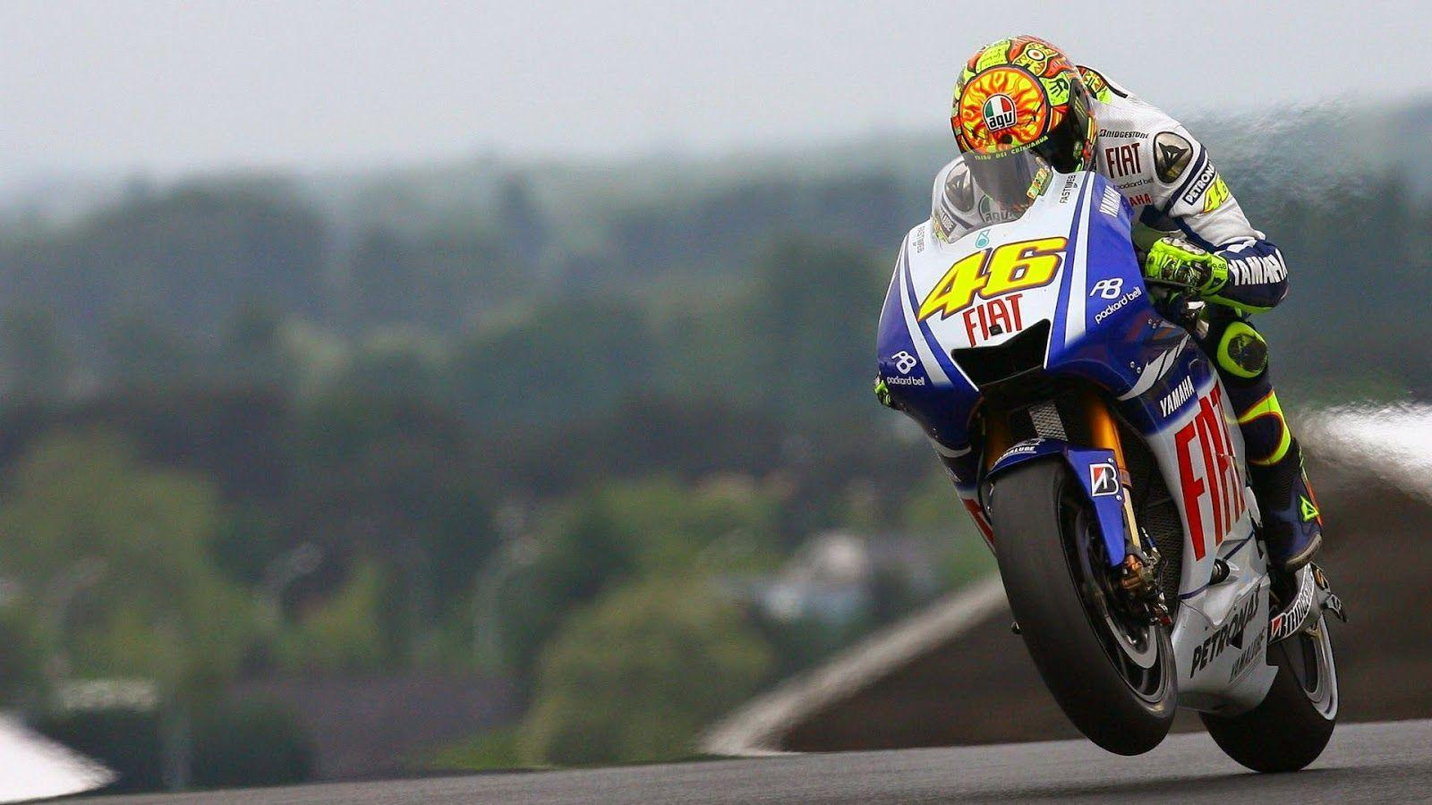 Valentino Rossi Wallpapers Wallpaper Cave