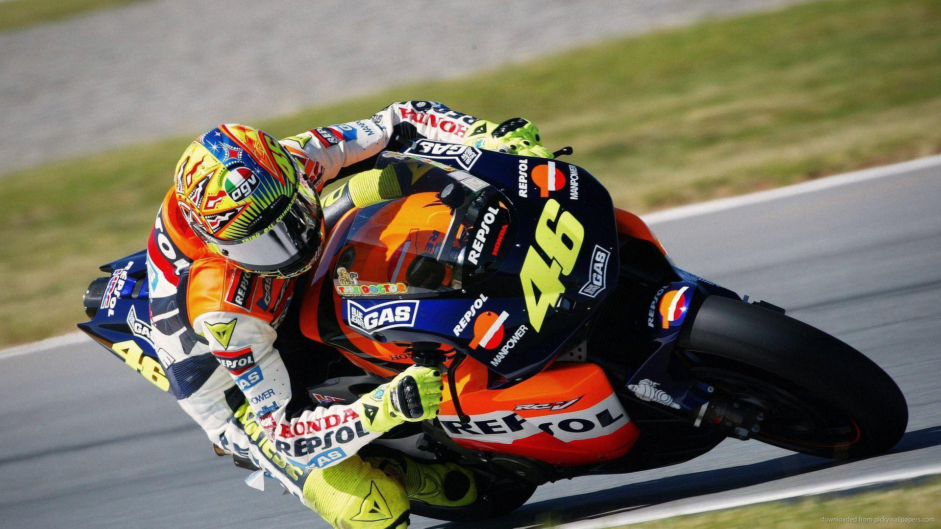 Download 1920x1080 Valentino Rossi Wallpapers