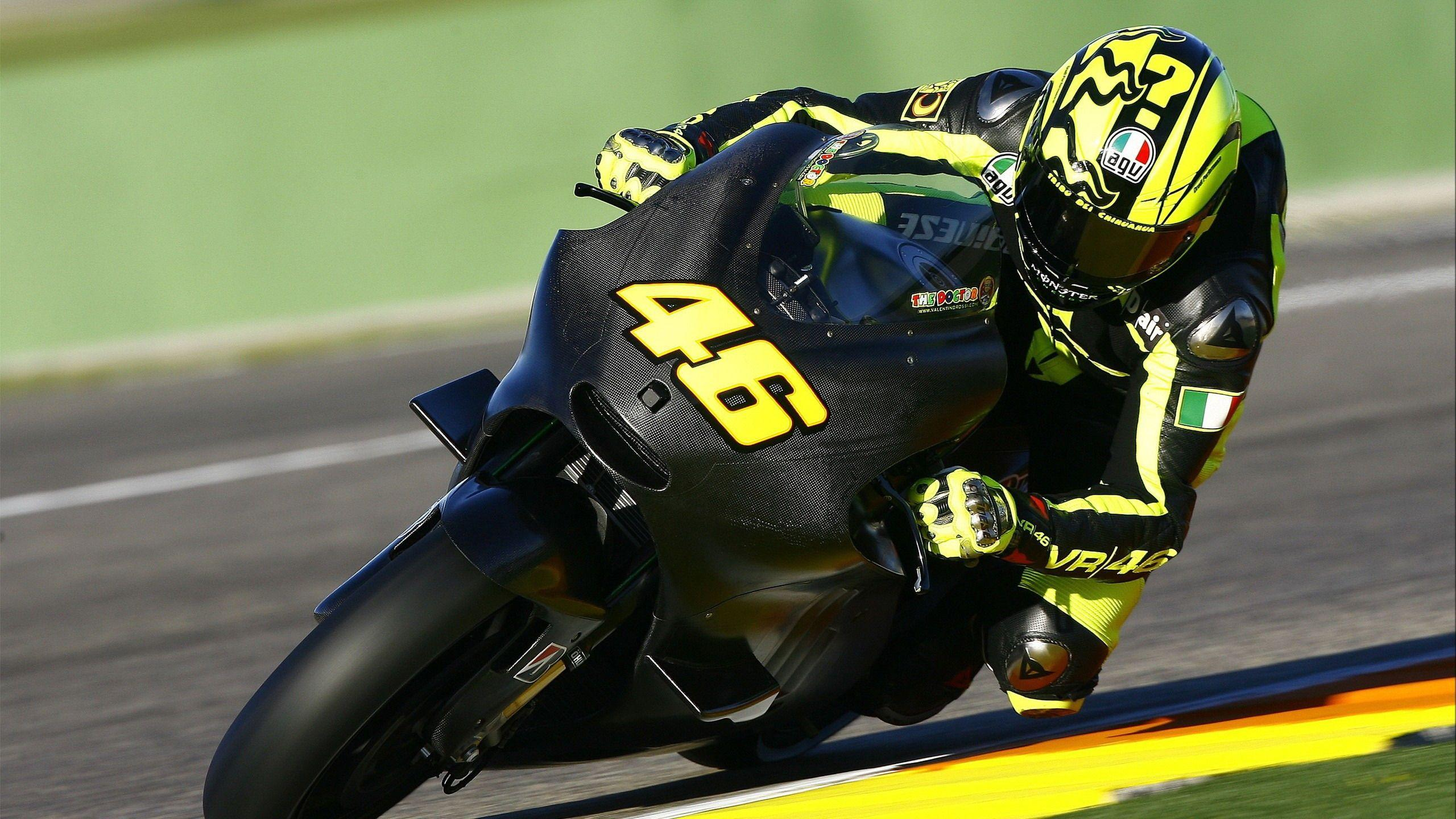 Wallpapers Rider, Motorcycle, Motogp, Valentino rossi, 2014 HD