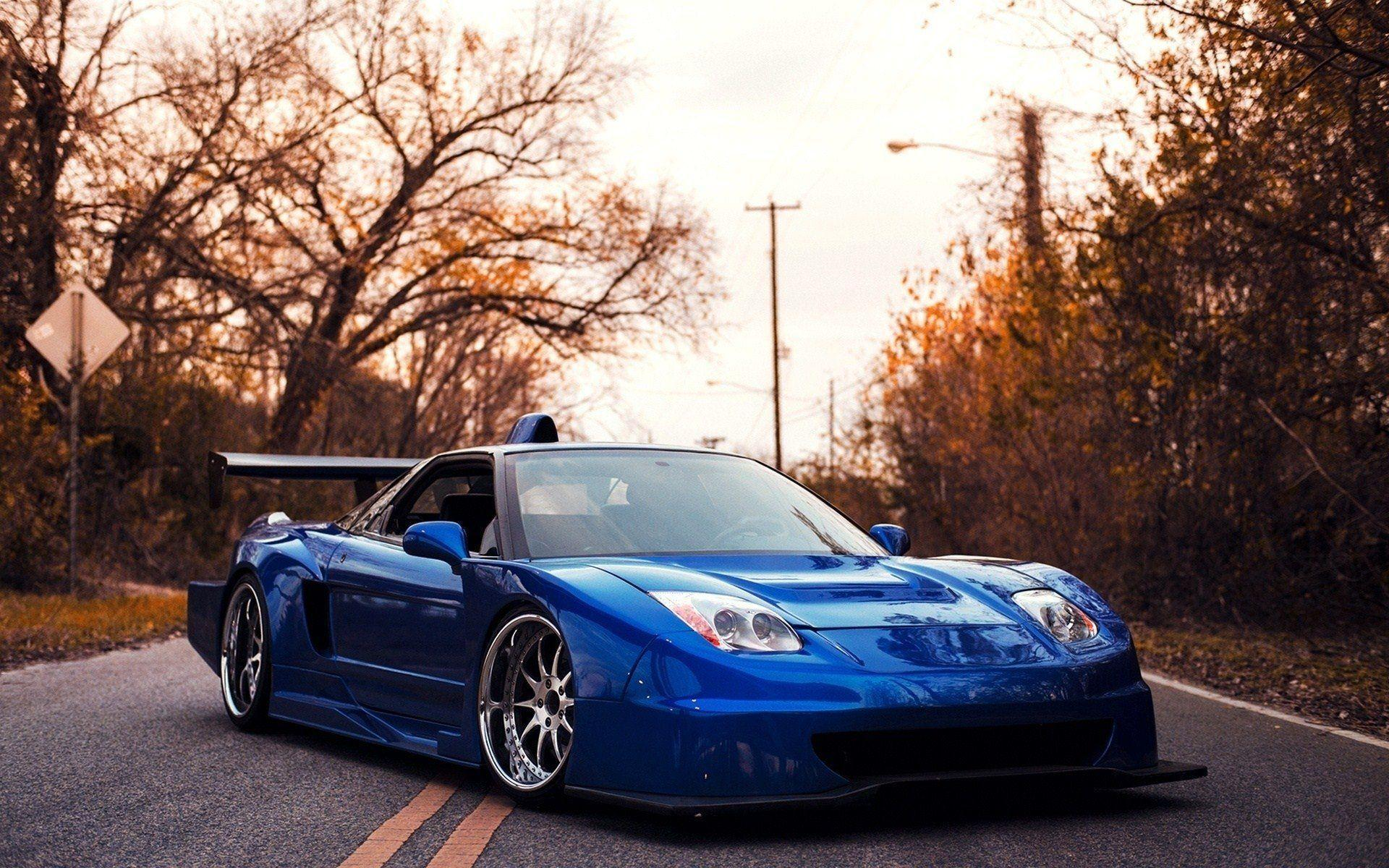 Honda NSX Wallpapers - Wallpaper Cave