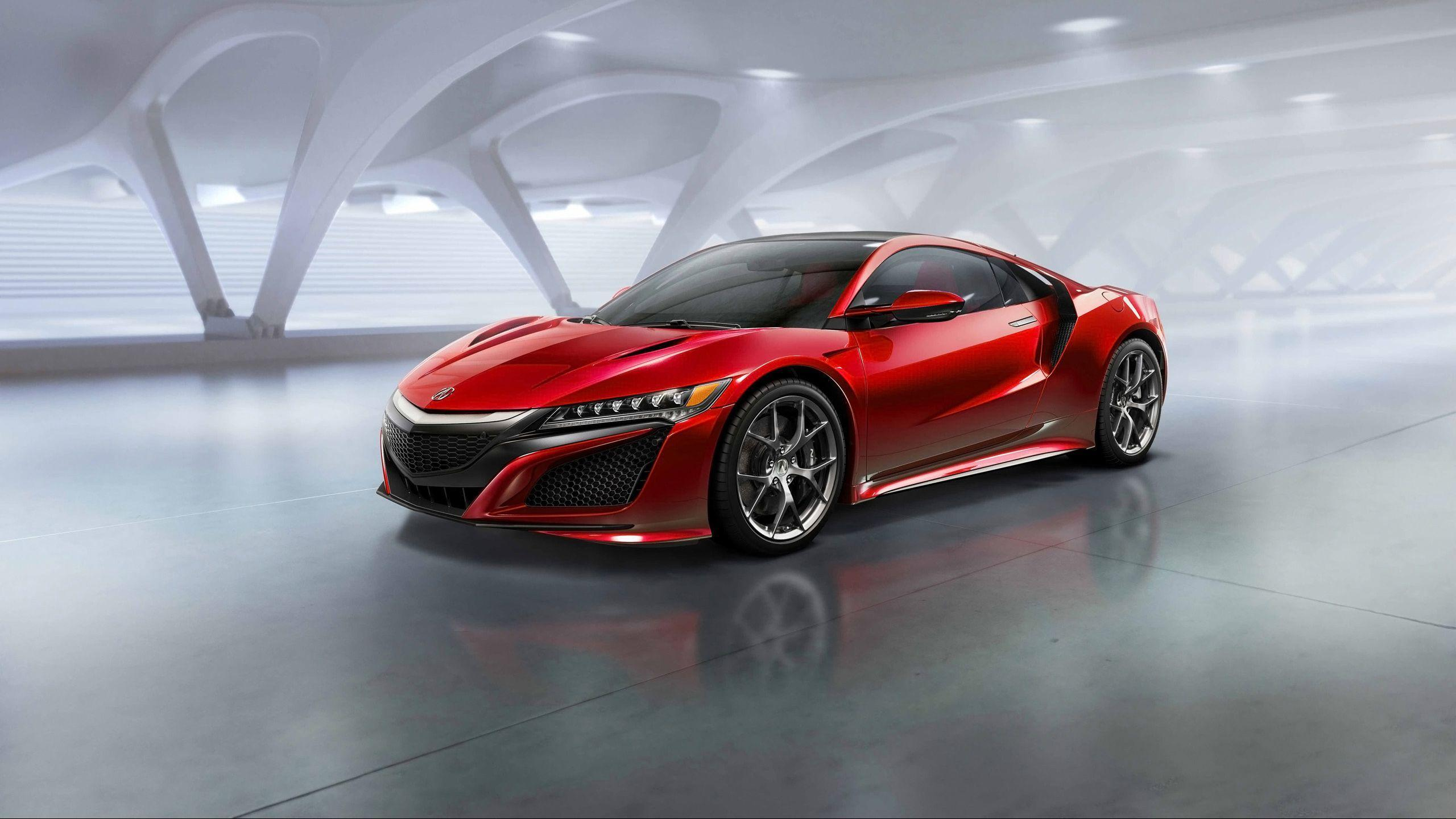 Acura NSX 2016 HD wallpapers free download
