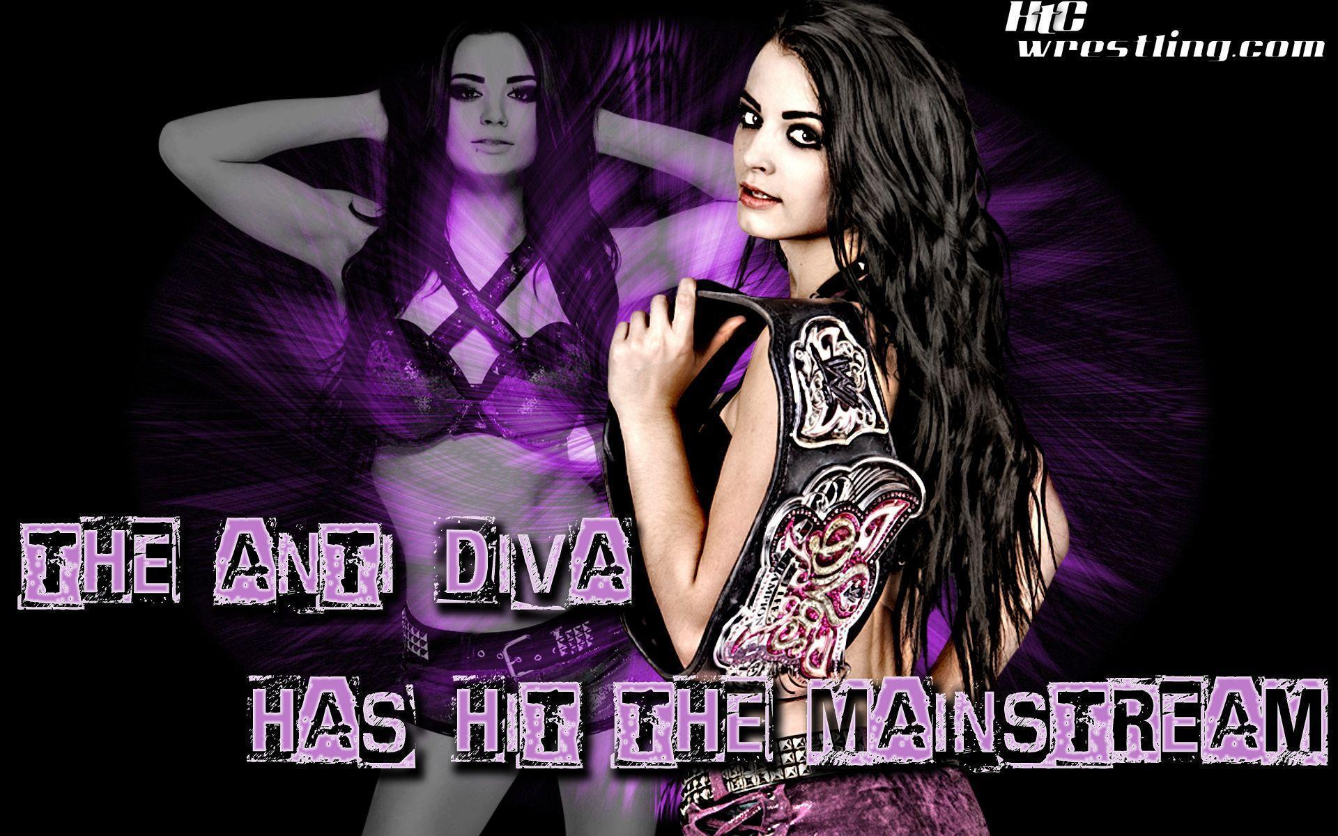 Paige wwe wallpapers wallpaper cave - Diva wallpaper ...