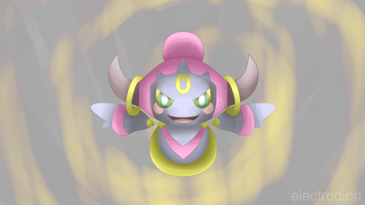 Hoopa Pokemon Wallpaper Hd Images | Pokemon Images
