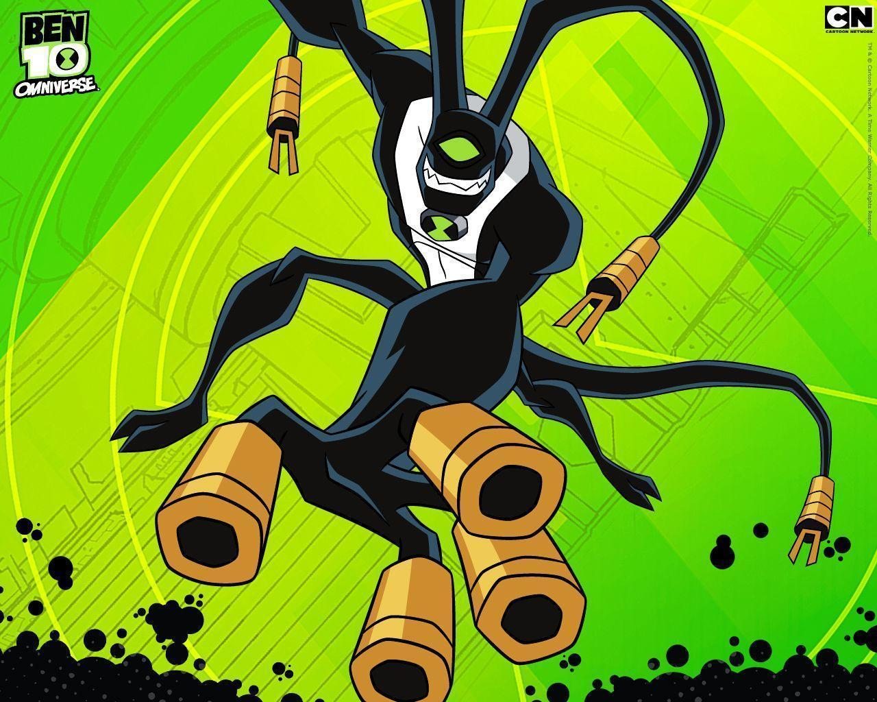 Ben 10: Omniverse Wallpapers - Wallpaper Cave