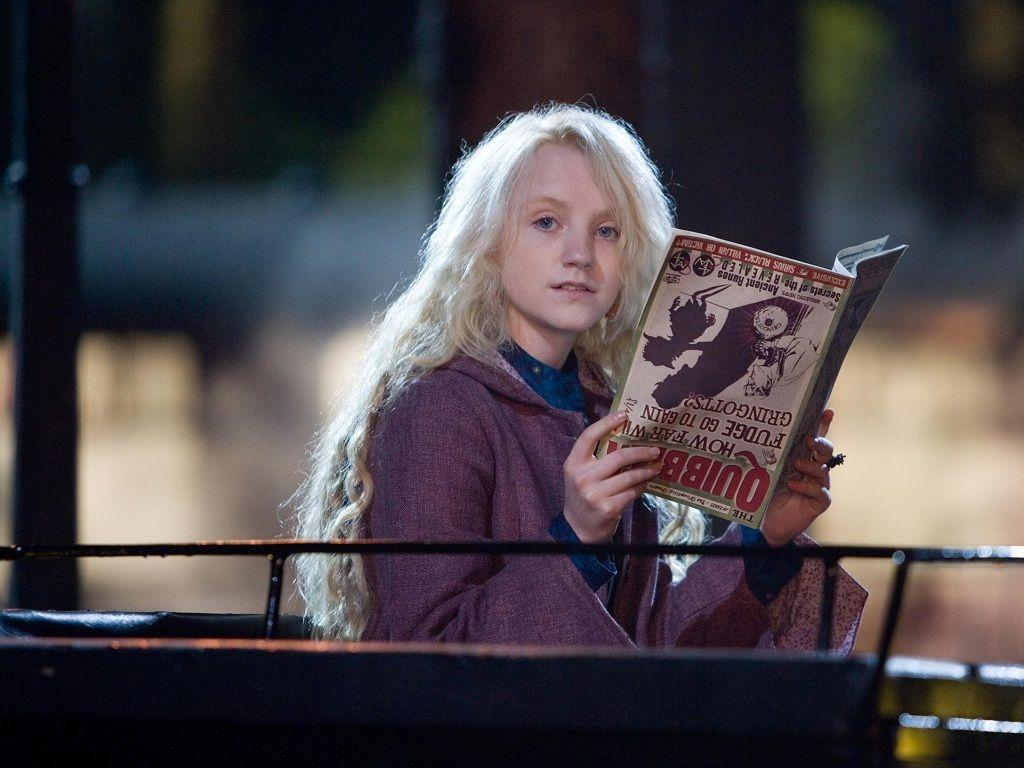Luna Lovegood Wallpapers