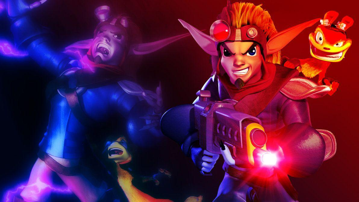 Jak And Daxter Wallpapers Wallpaper Cave