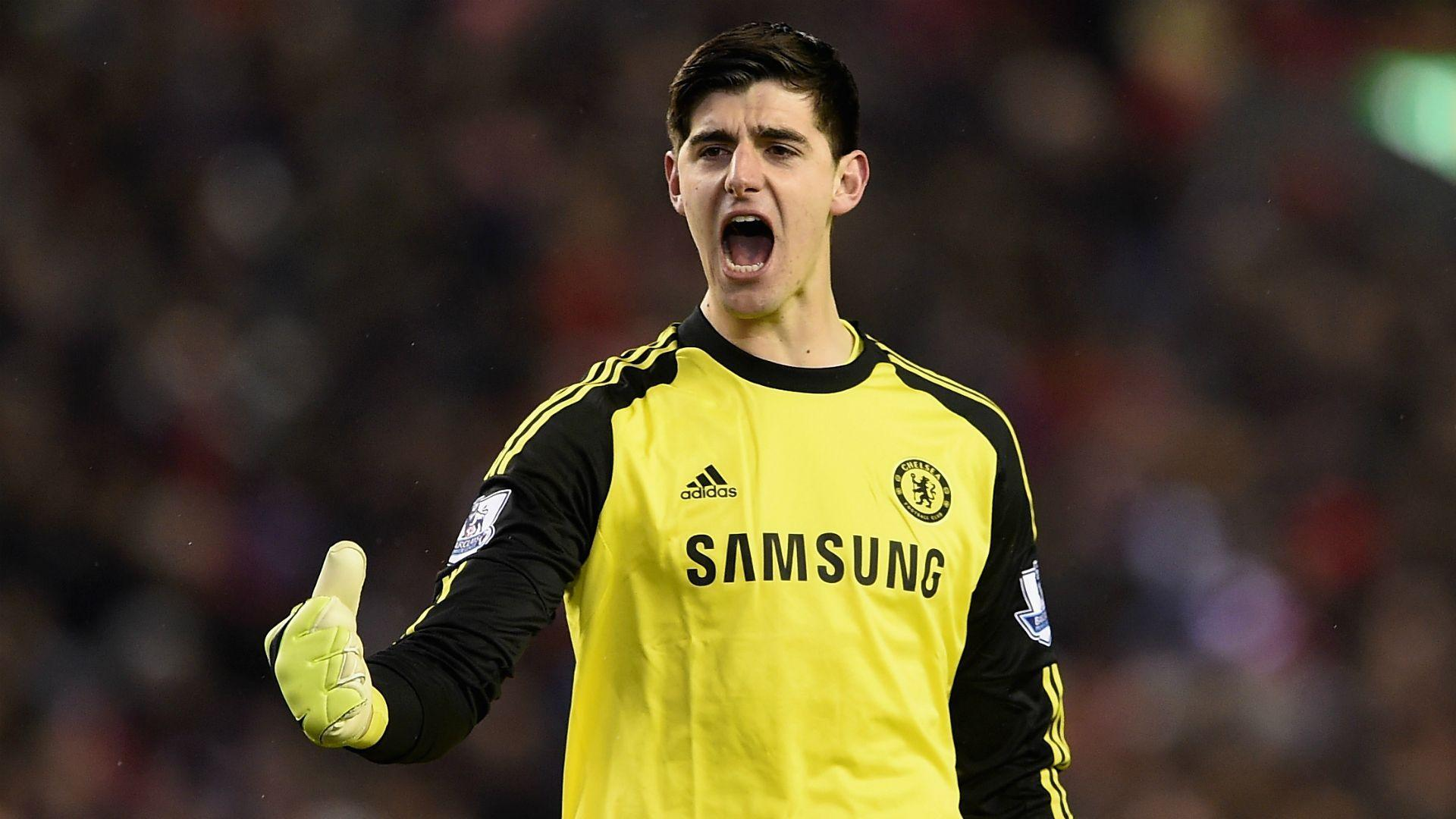 Thibaut Courtois Wallpapers Wallpaper Cave
