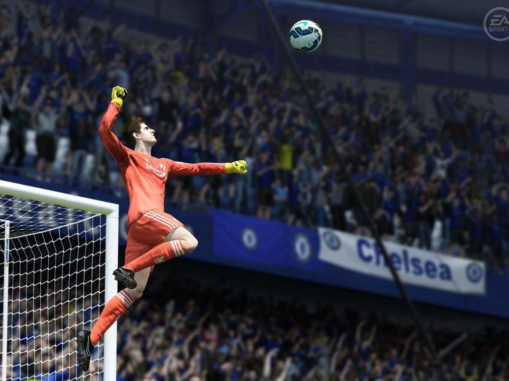 Thibaut Courtois Wallpapers
