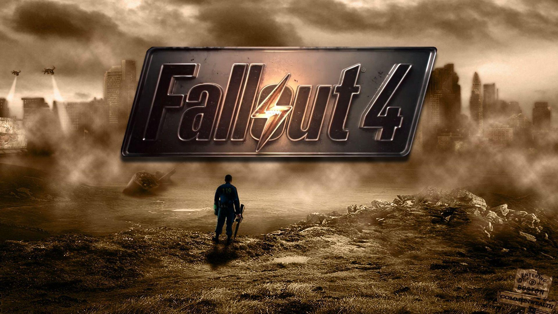 Fallout 4 Wallpapers - Wallpaper Cave