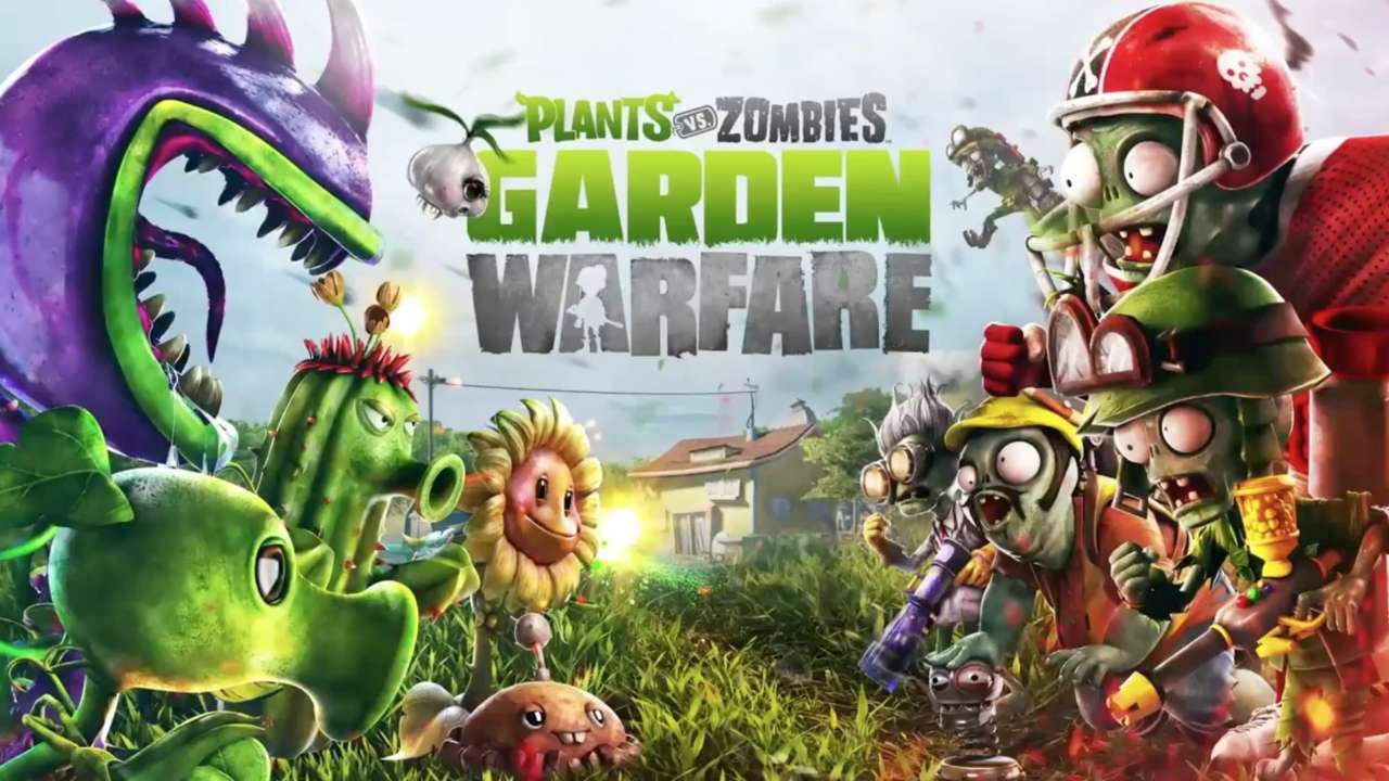 Plants Vs Zombies Garden Warfare Wallpapers Wallpaper Cave