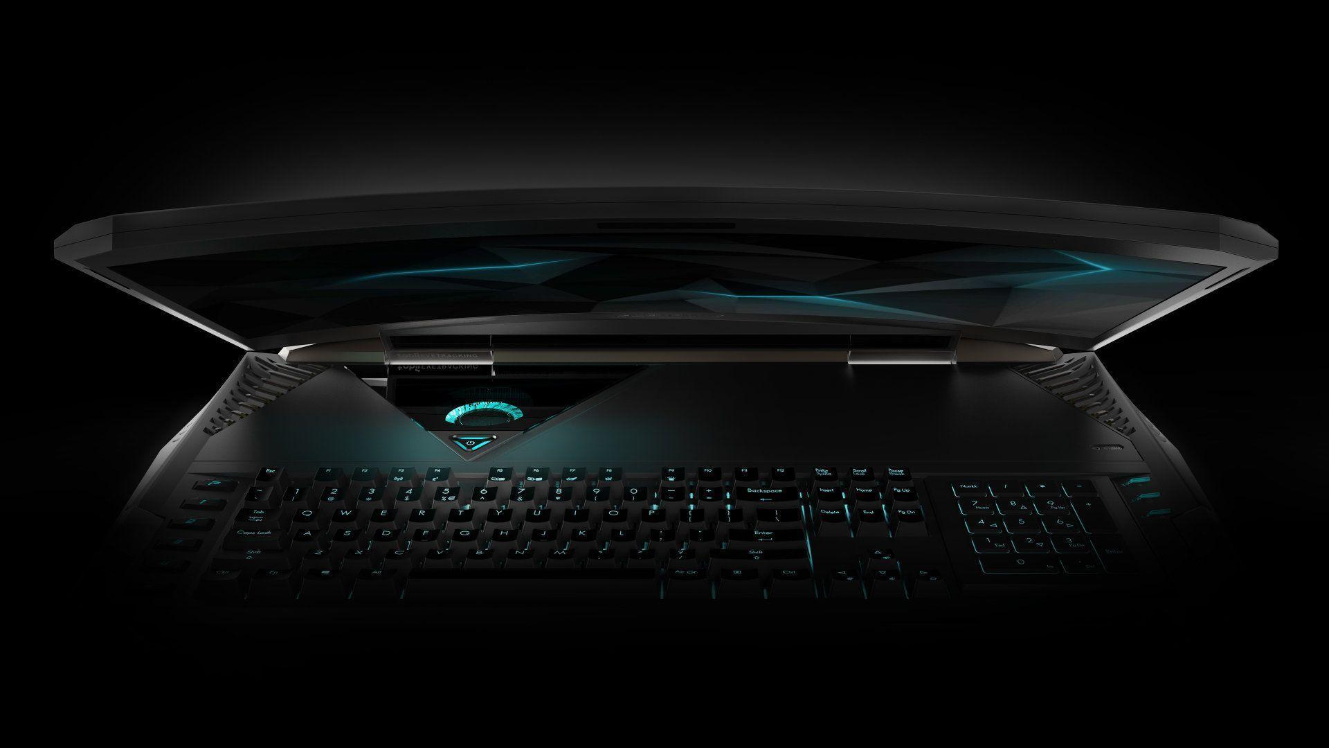 Acer's new Predator 21 X World's First Curved Screen Notebook