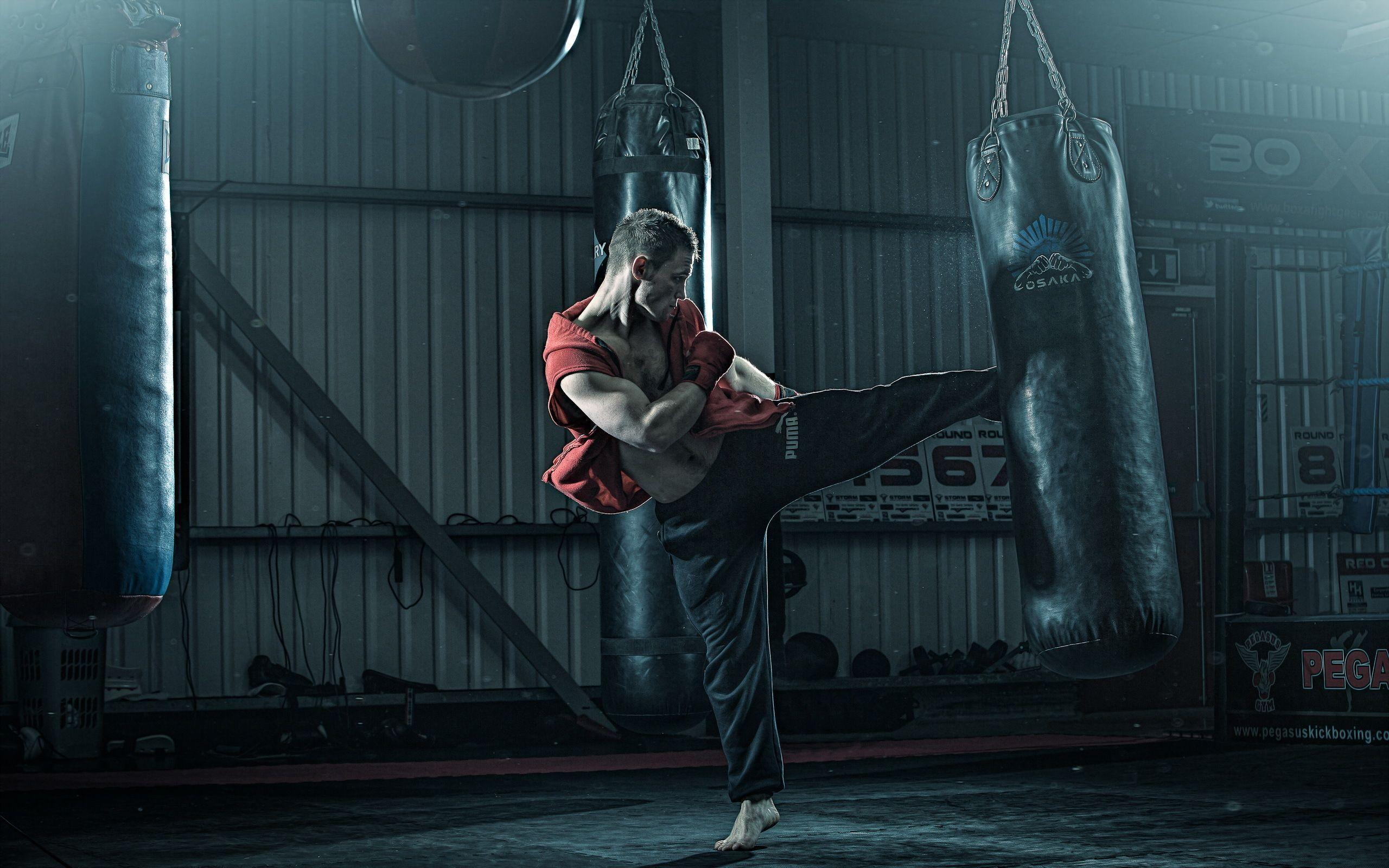 Sports Wallpapers Gym: Kick Boxing Wallpapers