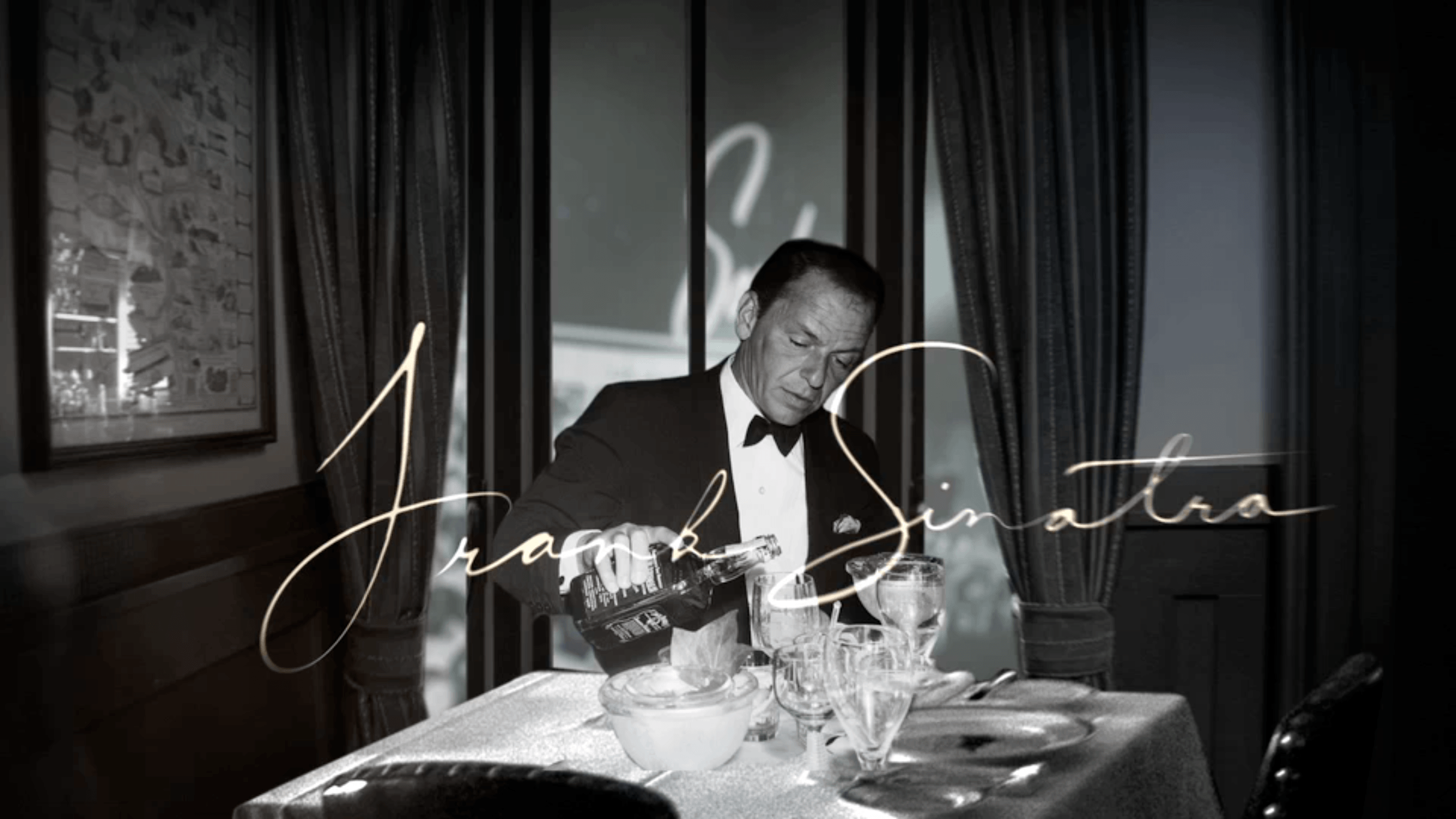 Frank Sinatra Posthumously Pitches $150