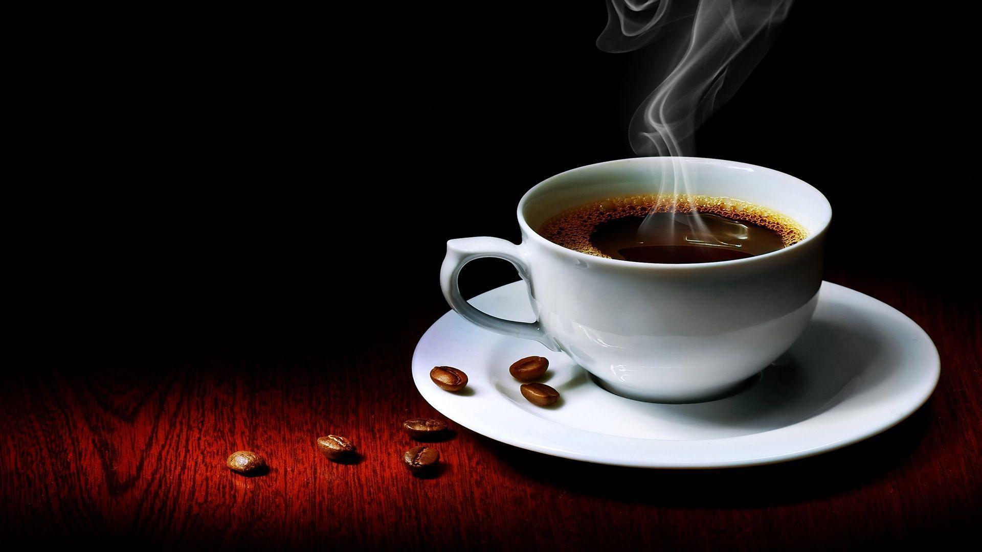 HD Coffee Wallpaper - WallpaperSafari