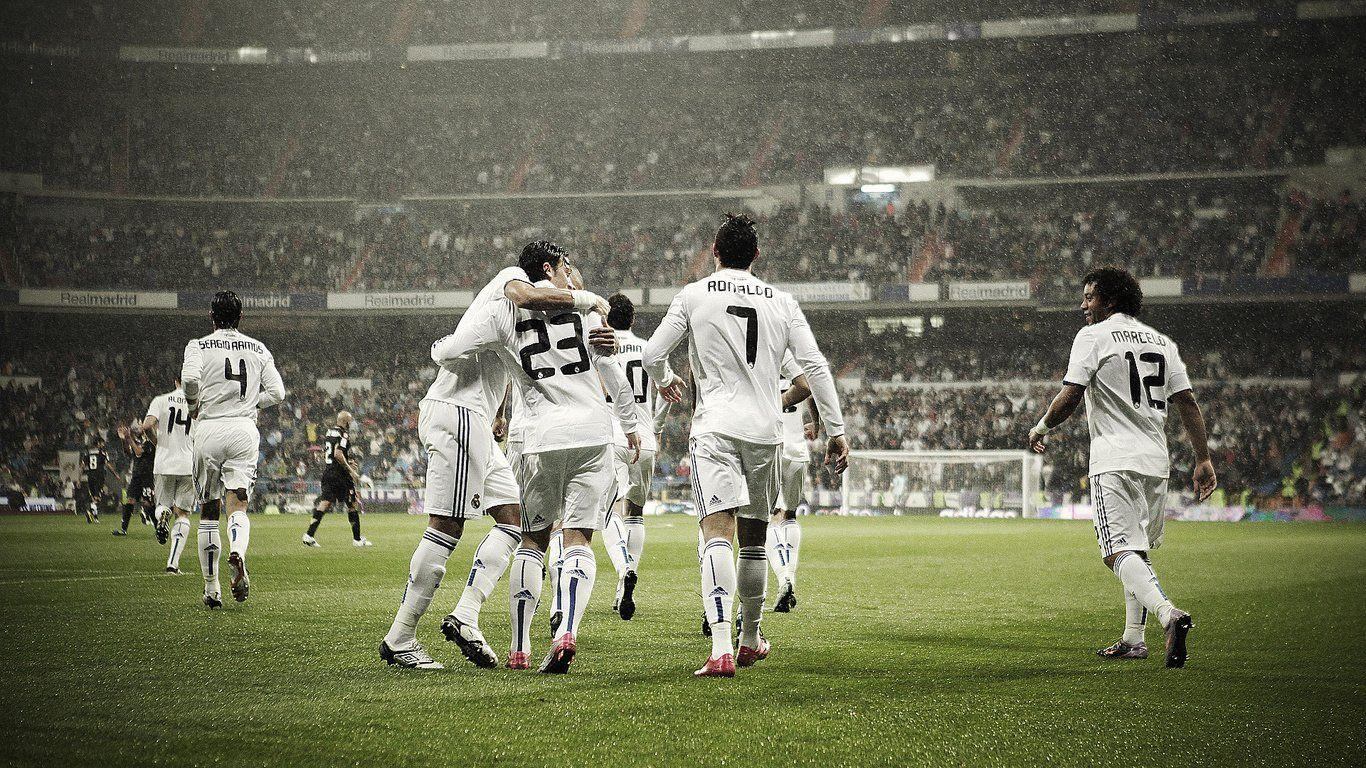 Real Madrid Squad Wallpapers Wallpaper Cave