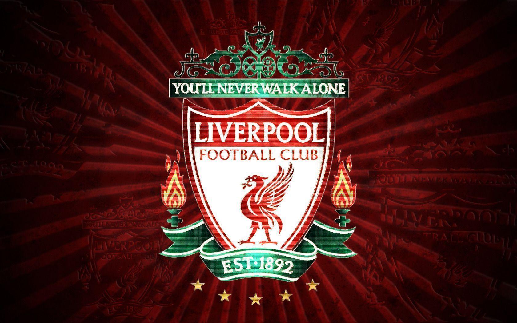 Liverpool Logo Wallpapers Wallpaper Cave