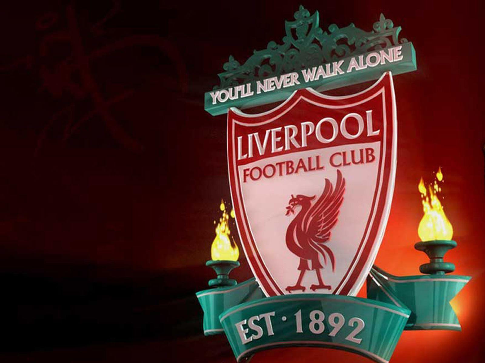 Liverpool Logo Wallpapers - Wallpaper Cave