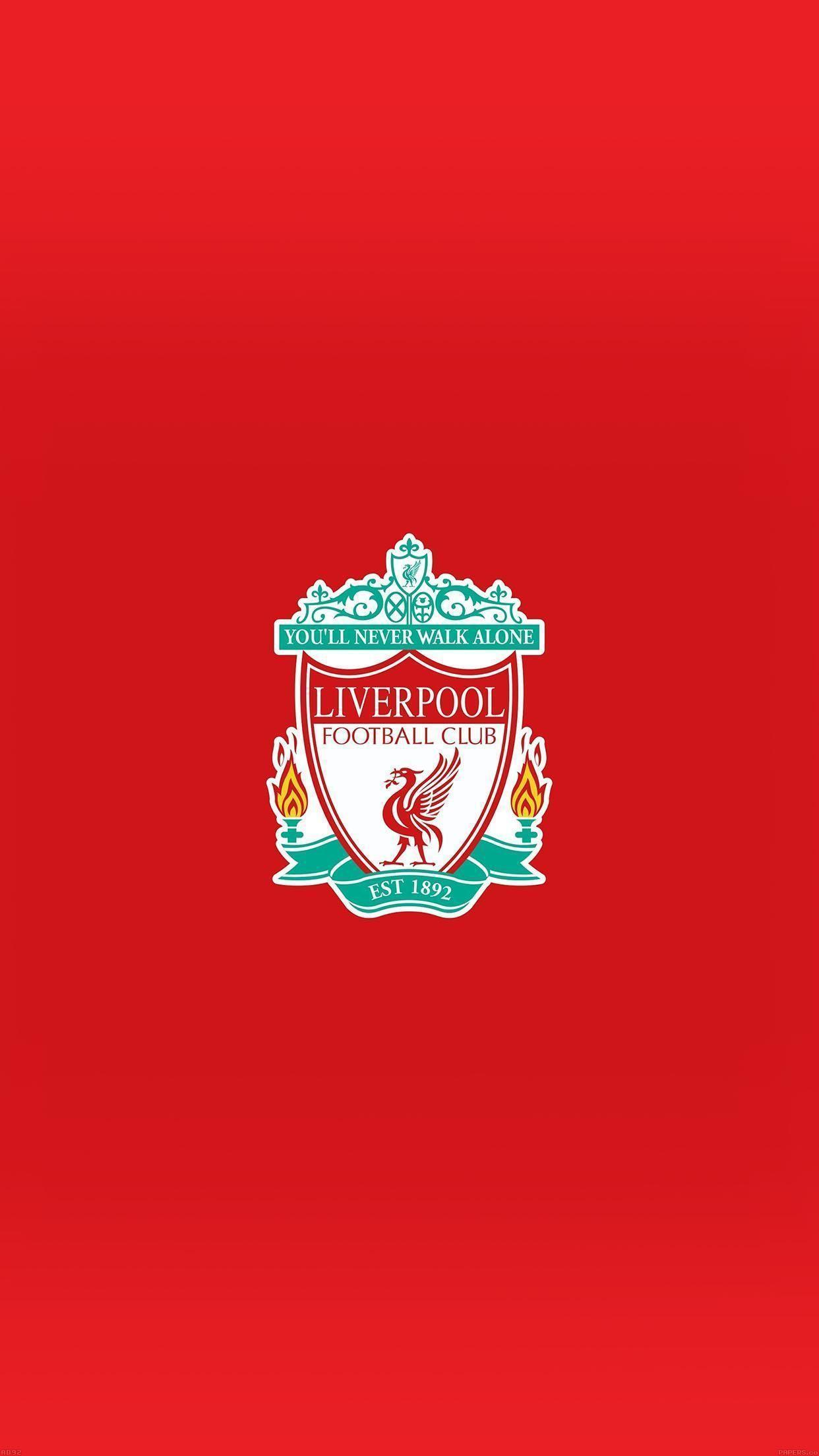 Liverpool Logo Wallpapers Wallpaper Cave
