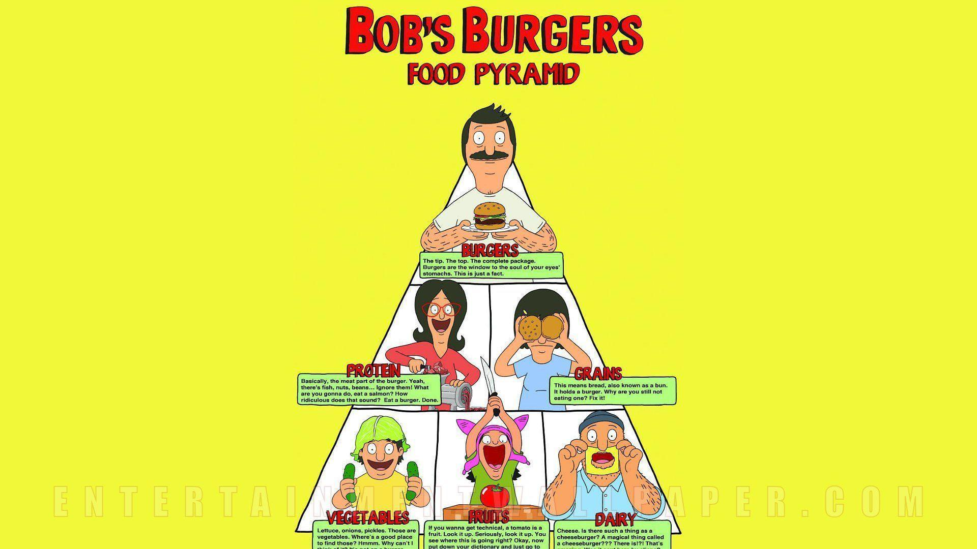 Funny Bob's Burgers Wallpapers
