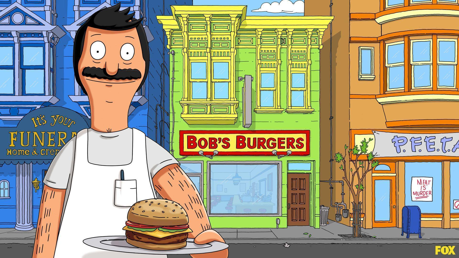 16 Bob's Burgers HD Wallpapers