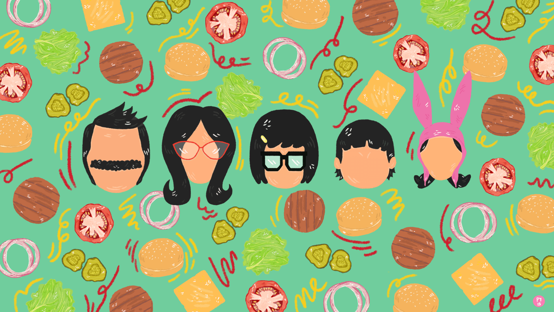 tina belcher wallpapers