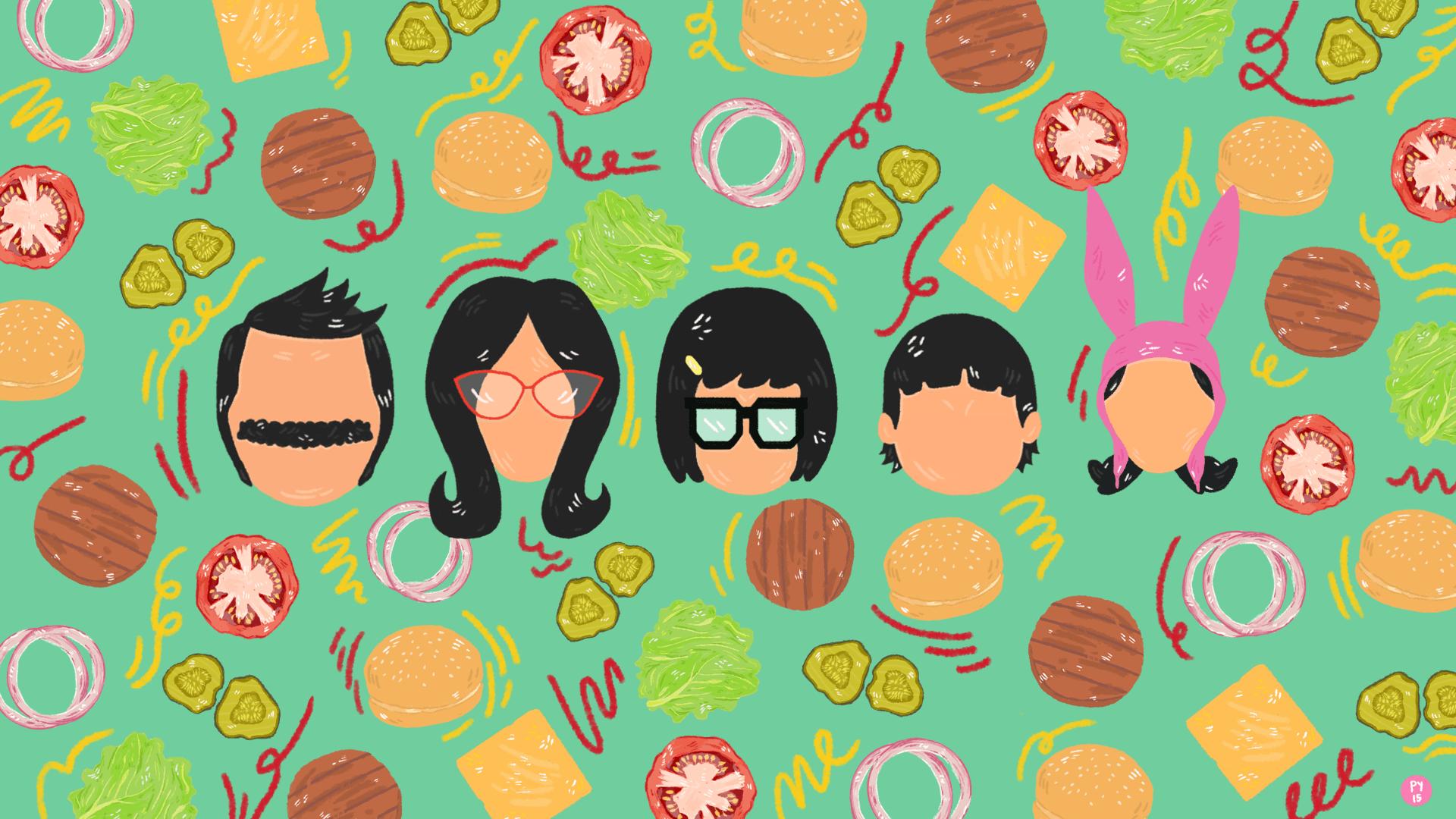 Bob's Burgers Wallpapers - Wallpaper Cave