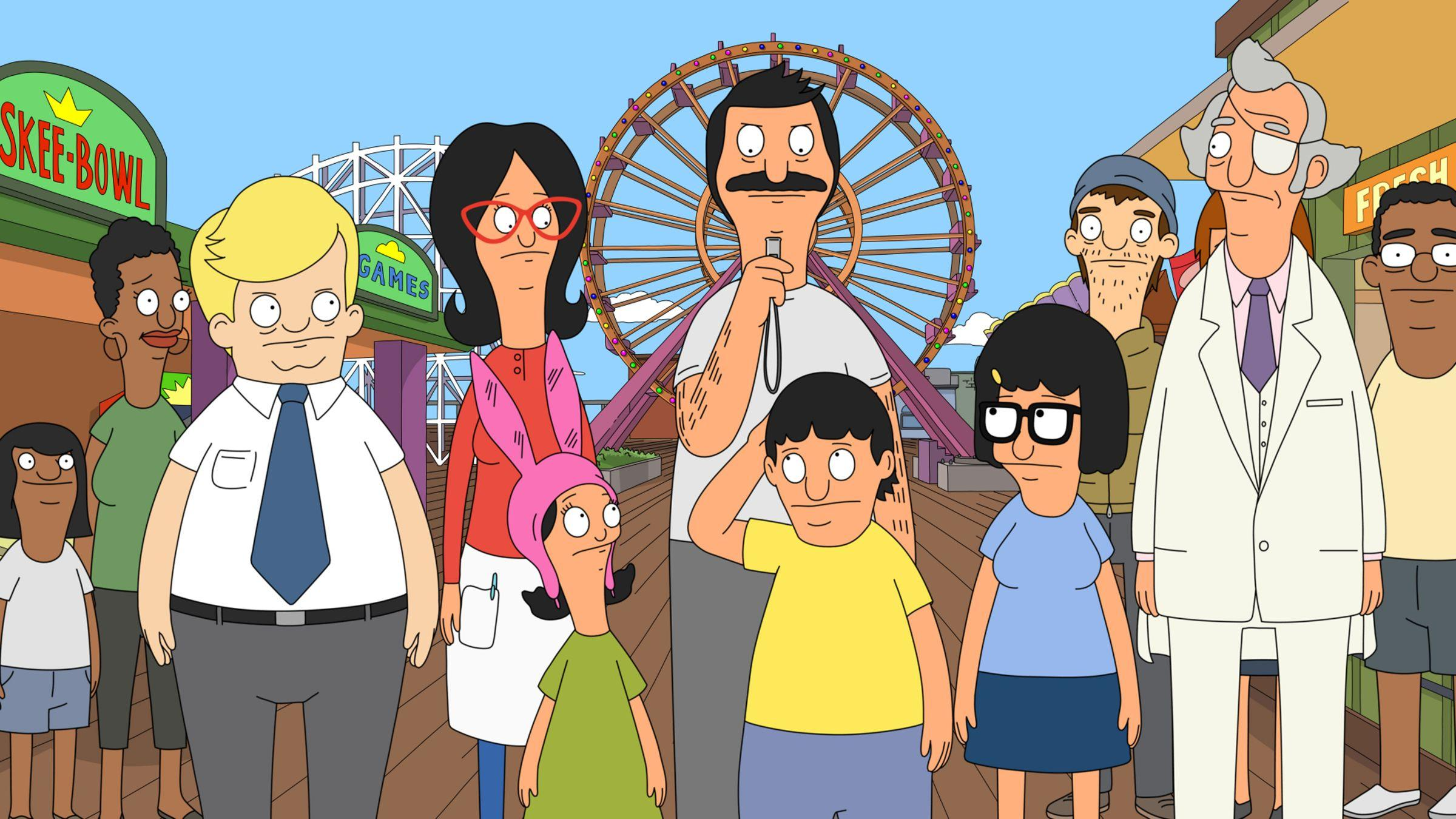 Tina Bob's Burgers Wallpapers
