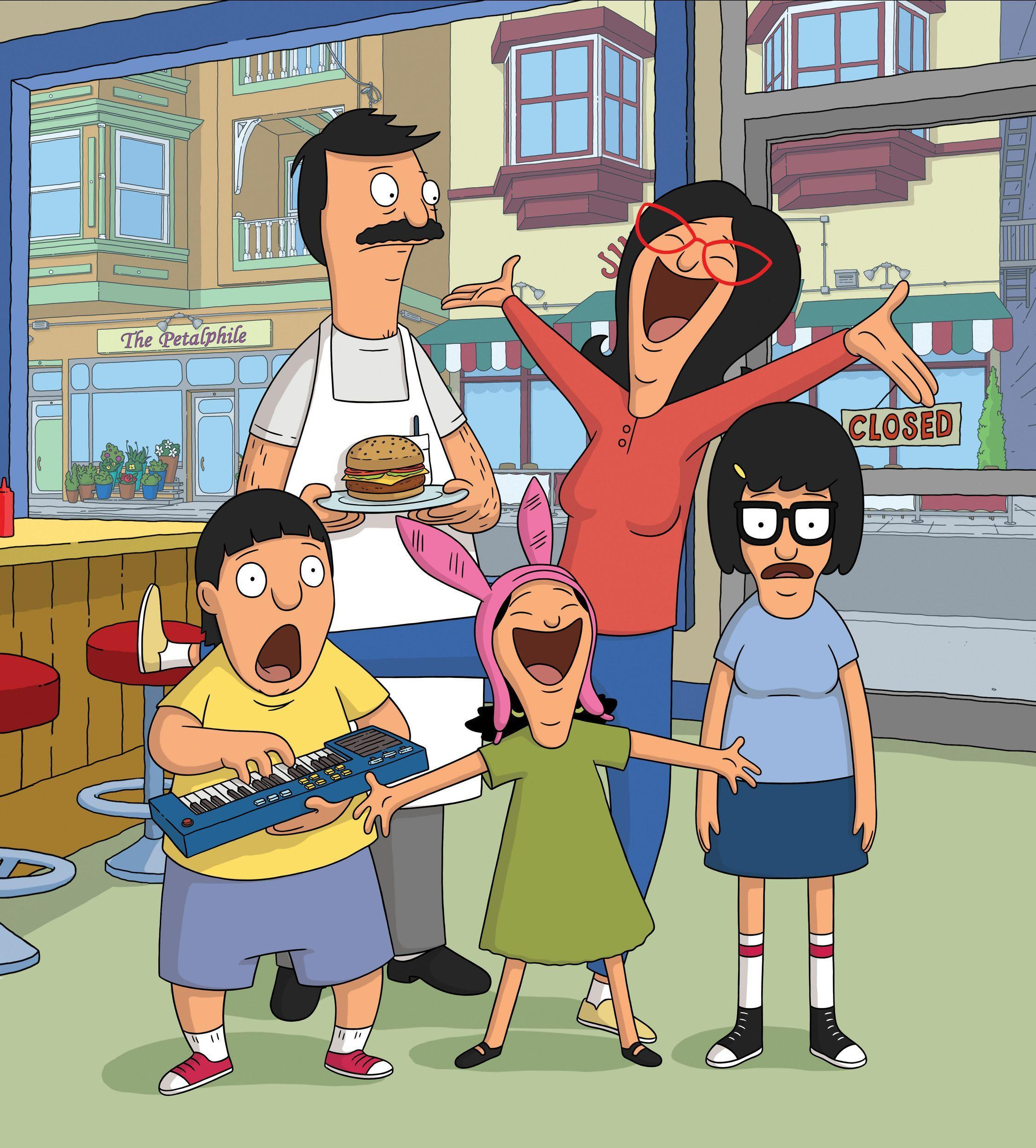 Bob S Burgers Wallpapers Wallpaper Cave