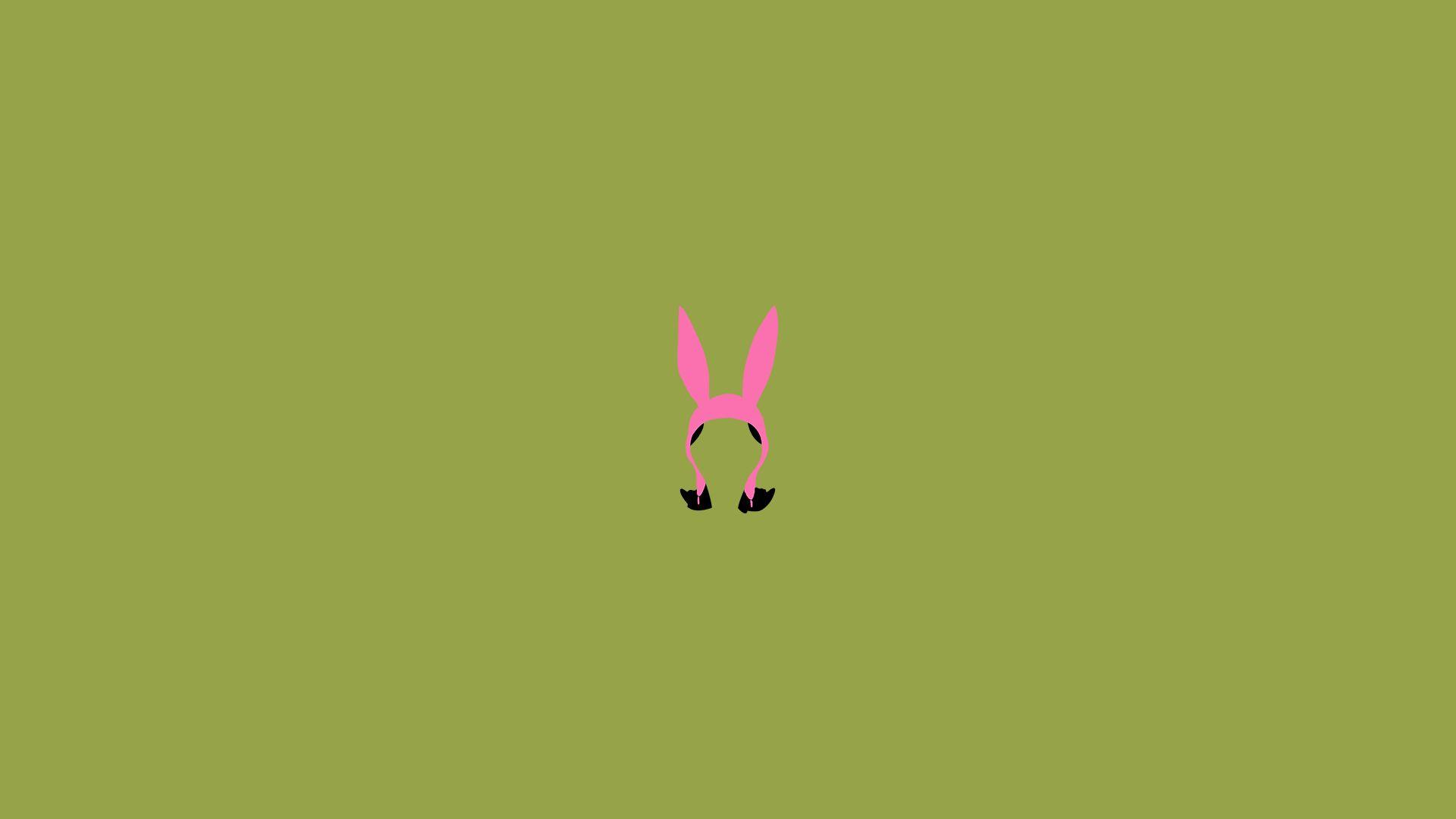 Minimalist Bob's Burgers Wallpapers