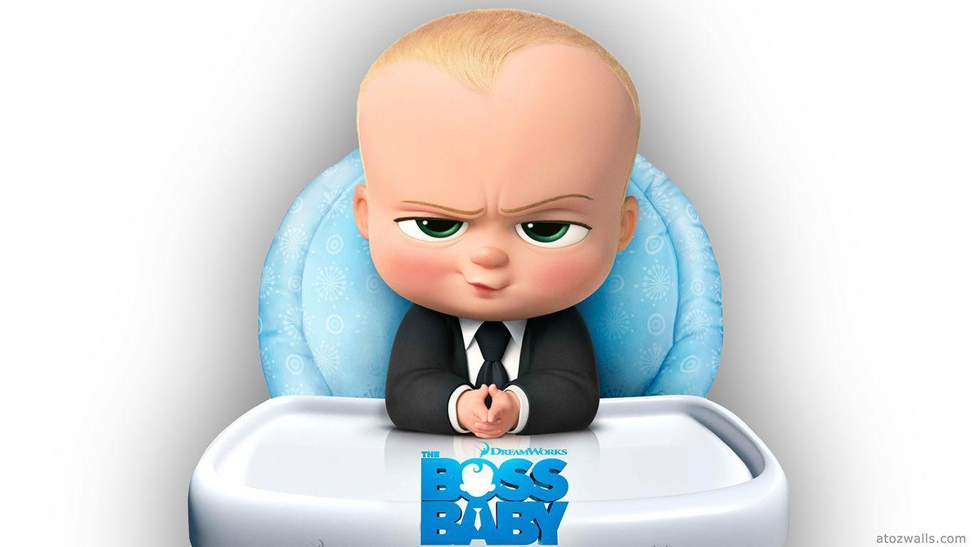 Boss Baby Wallpapers