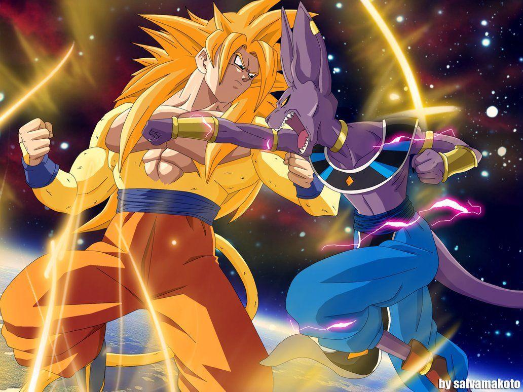 Dragon Ball Z Battle Of Gods Super Saiyan God