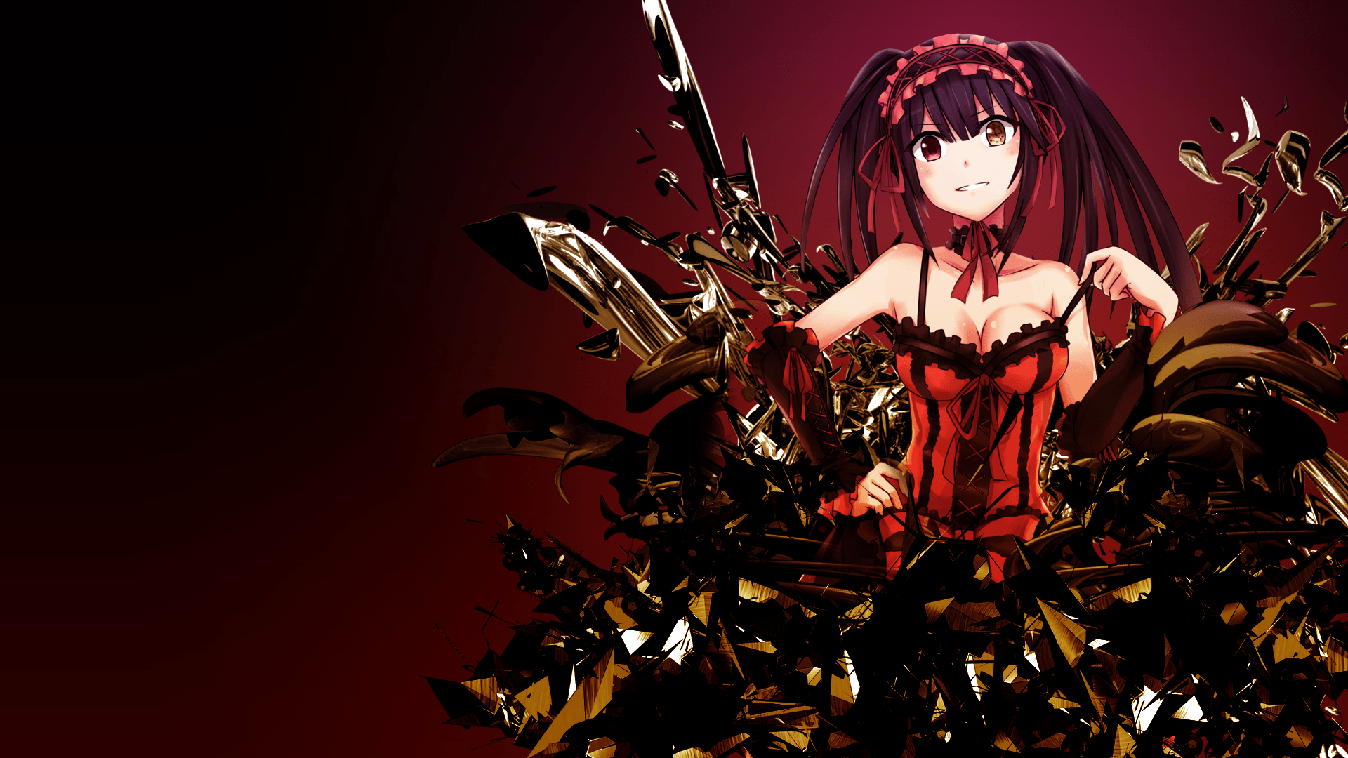 Kurumi Tokisaki Wallpapers Wallpaper Cave